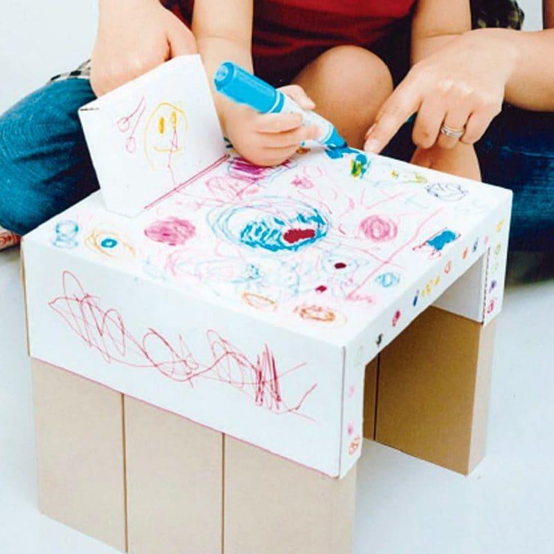 キービジュアル画像:【イオンモールりんくう泉南】「親子でつくる紙管こどもイス」ワークショップを開催いたします!