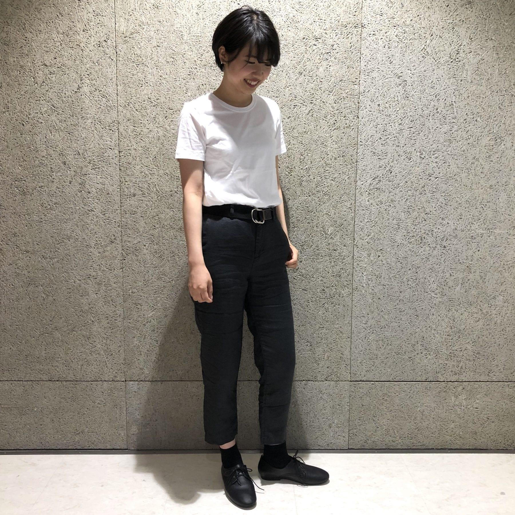 キービジュアル画像:白Tシャツを着よう|Tシャツのある休日。#02