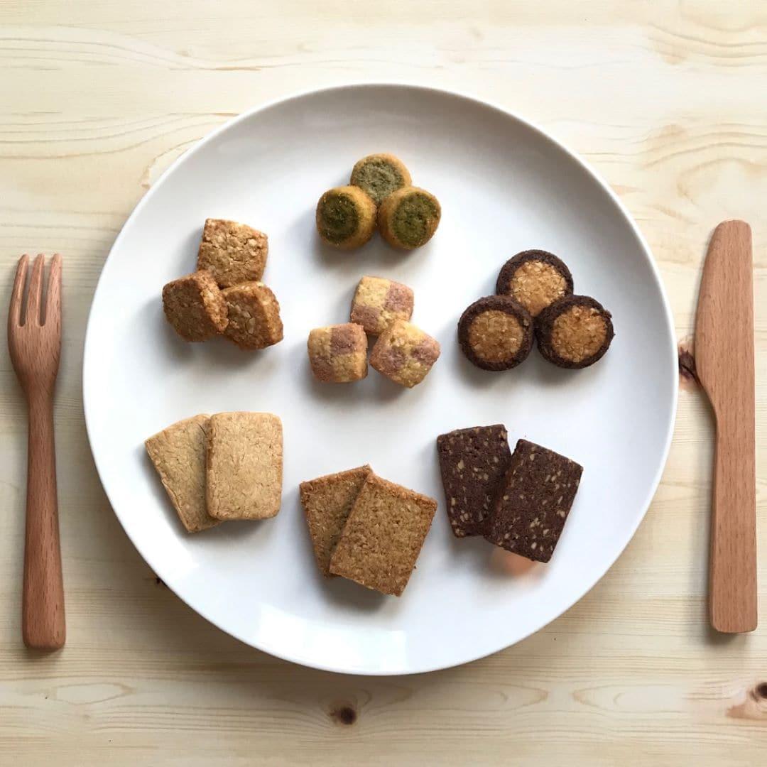 キービジュアル画像:糖質10g以下のお菓子-サブレ編-|スタッフのおすすめ