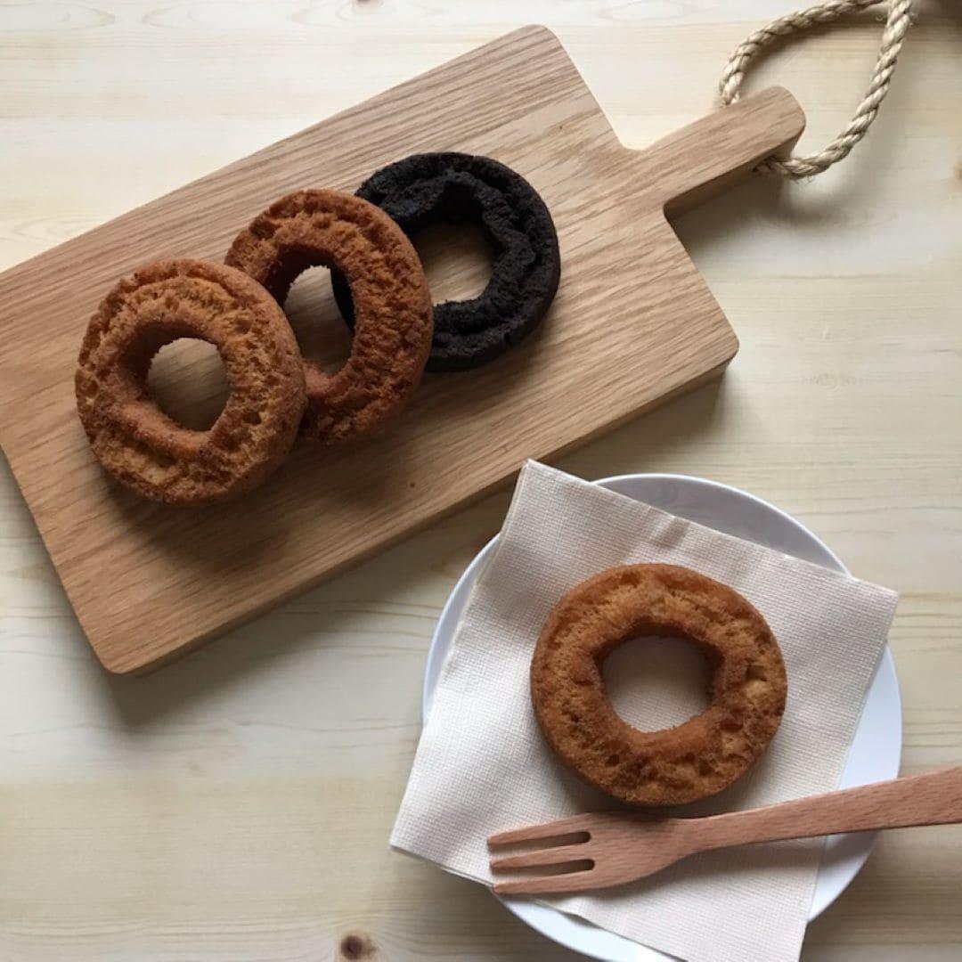 キービジュアル画像:糖質10g以下のお菓子-ドーナツ編-|スタッフのおすすめ