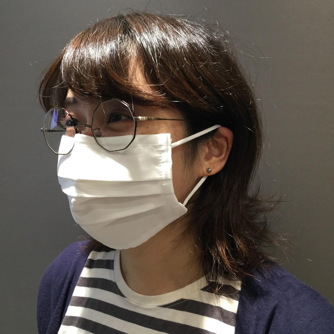 【MUJI com アトレ大森】マスクでおしゃれを楽しむ