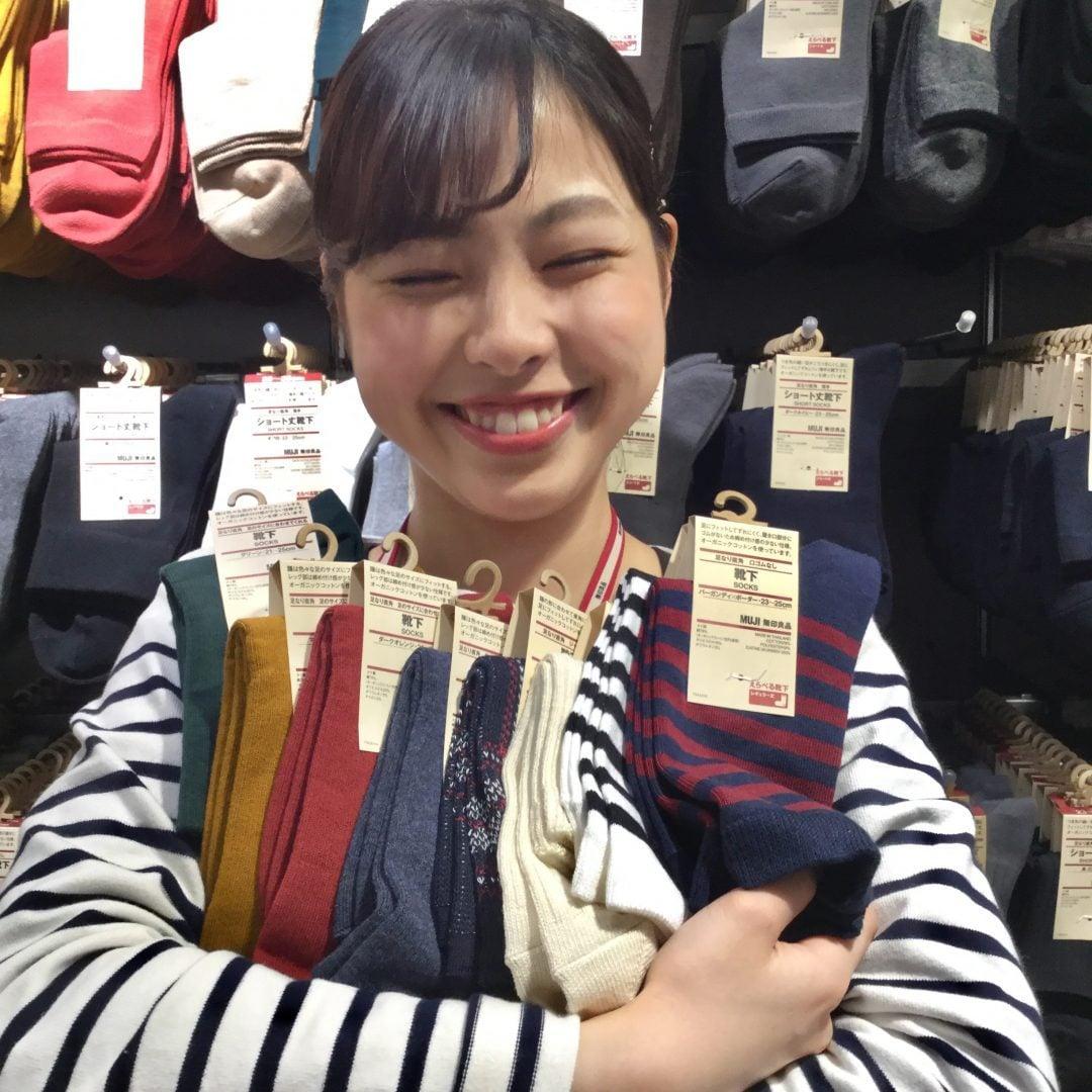 キービジュアル画像:【湘南藤沢オーパ】わたしの靴下愛