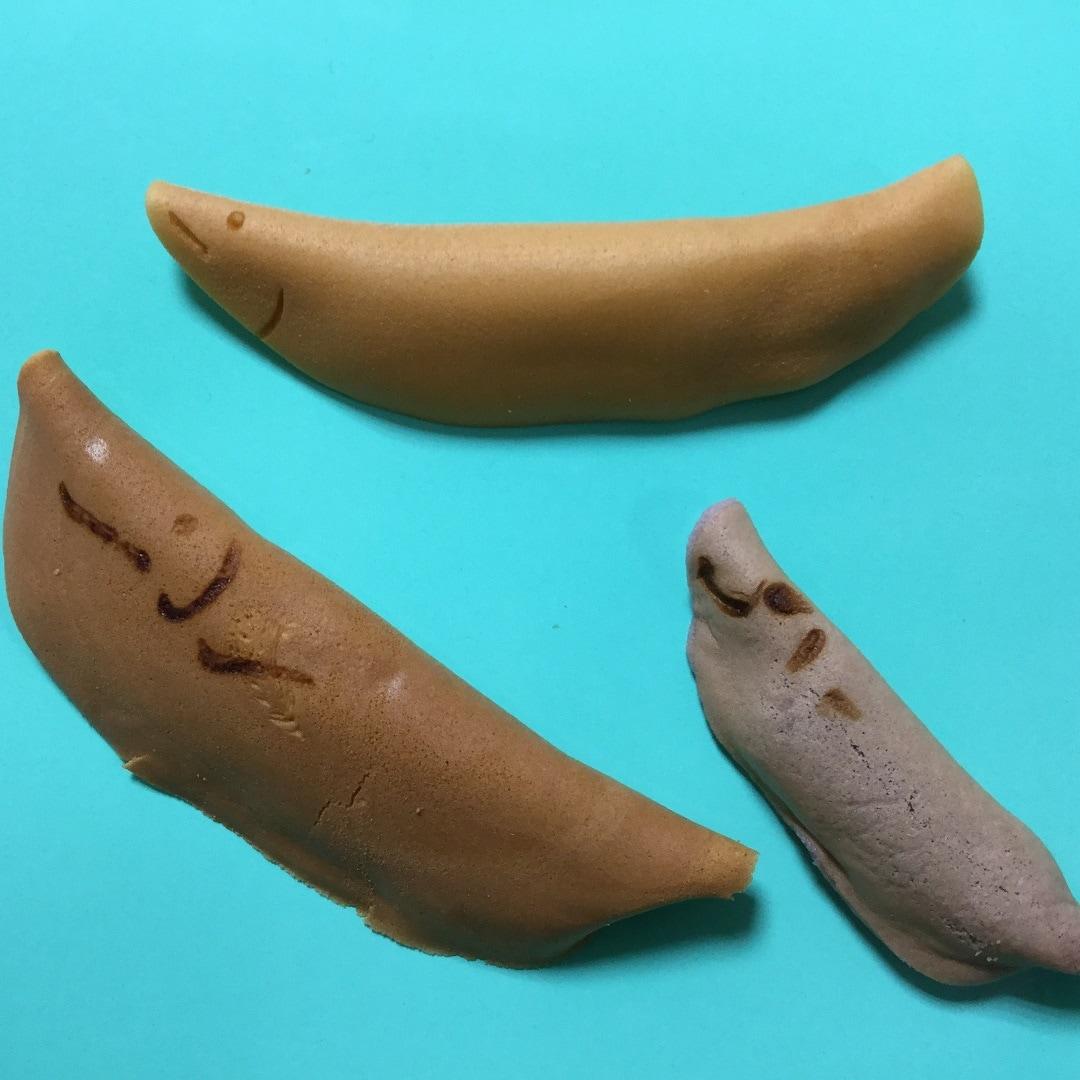 キービジュアル画像:鮎菓子たべよー博2019  まち便り