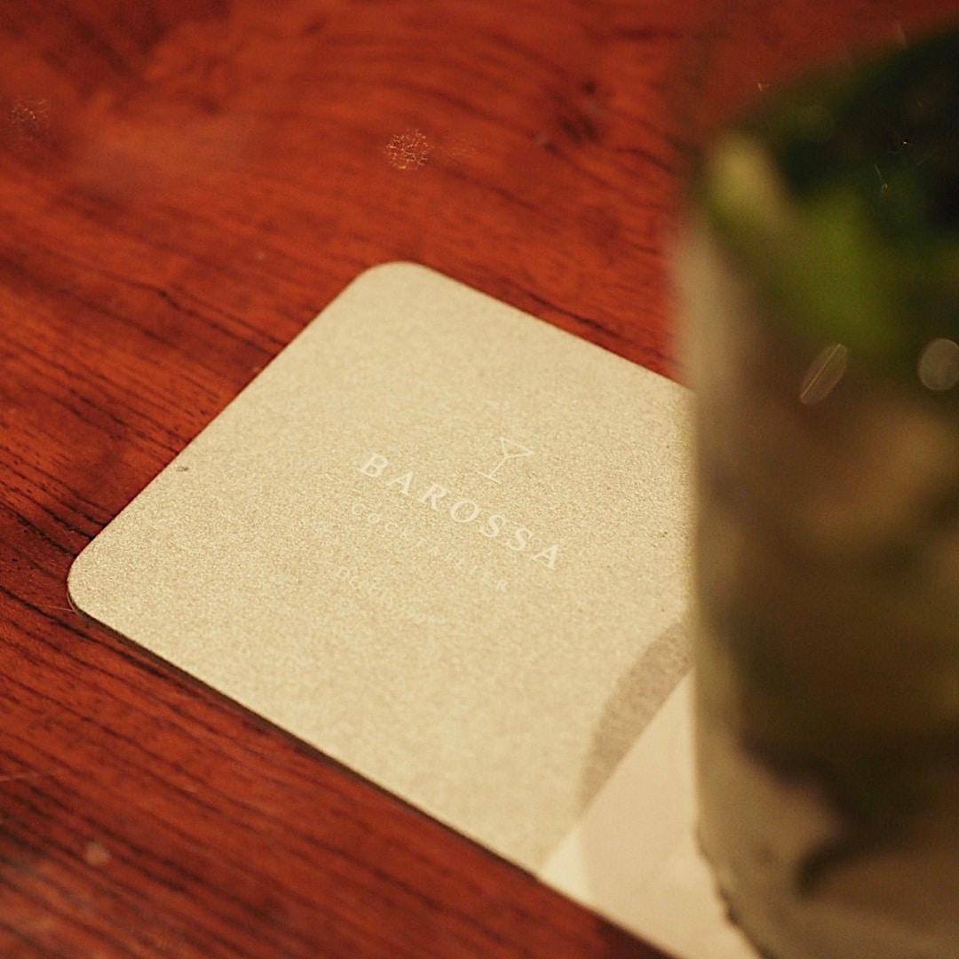 キービジュアル画像:「BAROSSA cocktailier①」 岐阜・柳ヶ瀬グルメ