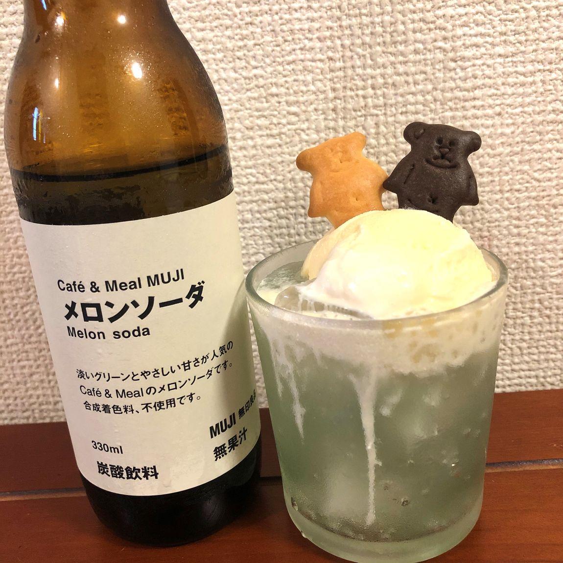 【サントムーン柿田川】夏の喉を潤すメロンソーダ この夏の、くらしのコツ
