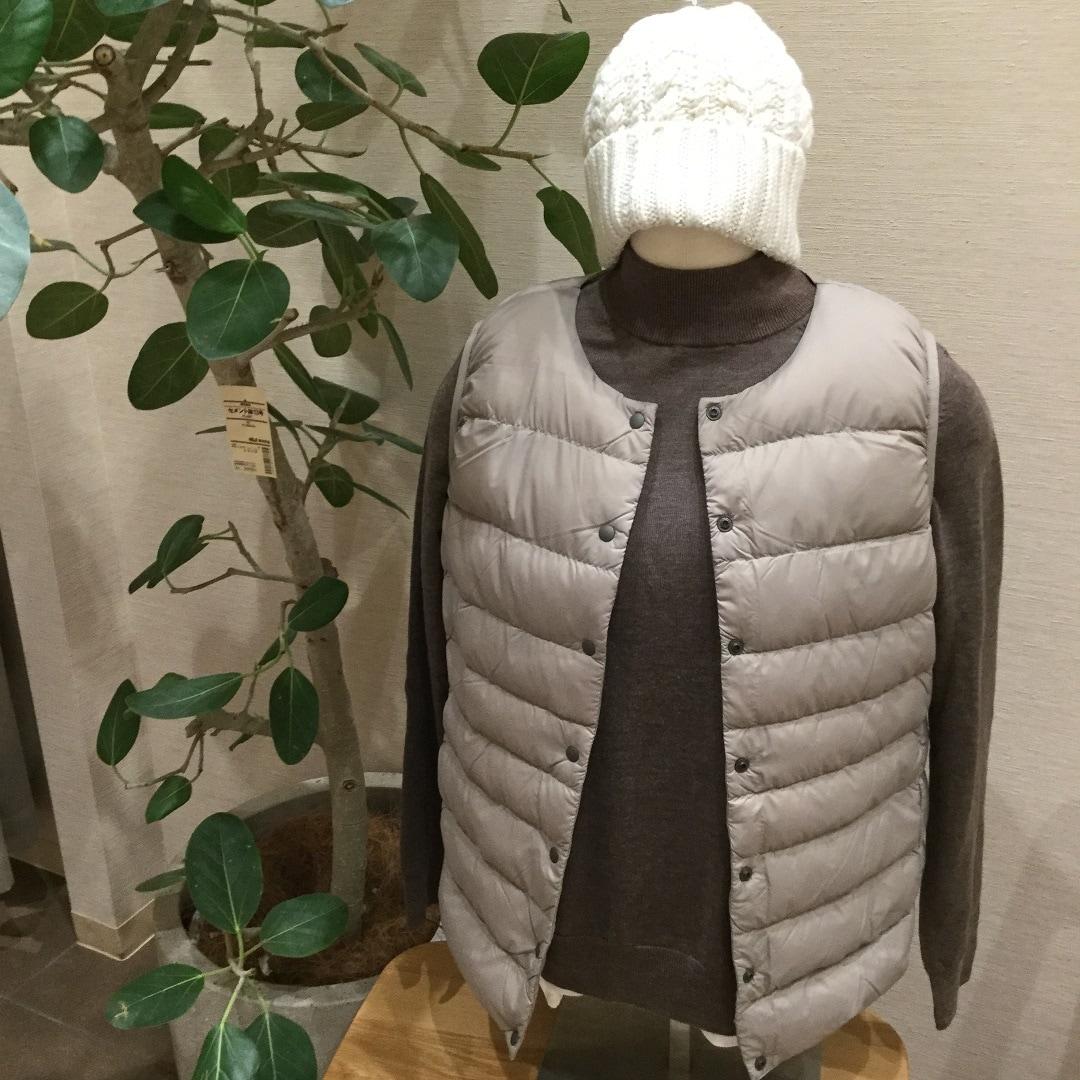 キービジュアル画像:【イオンモール土浦】首のチクチクをおさえた洗えるセーターシリーズのご紹介|スタッフのおすすめ