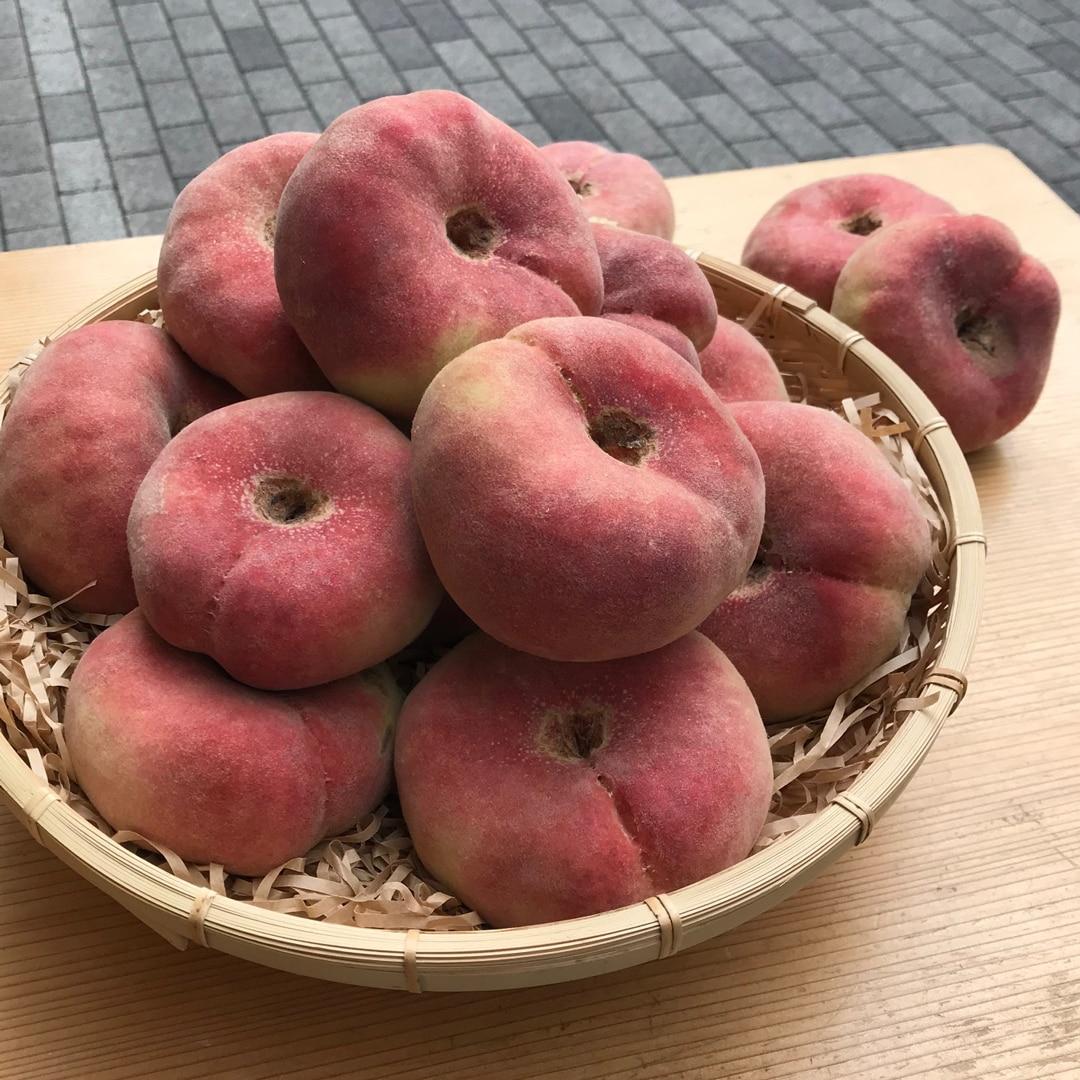 キービジュアル画像:【有楽町】福島県国見町産の蟠桃(ばんとう)が再入荷しました