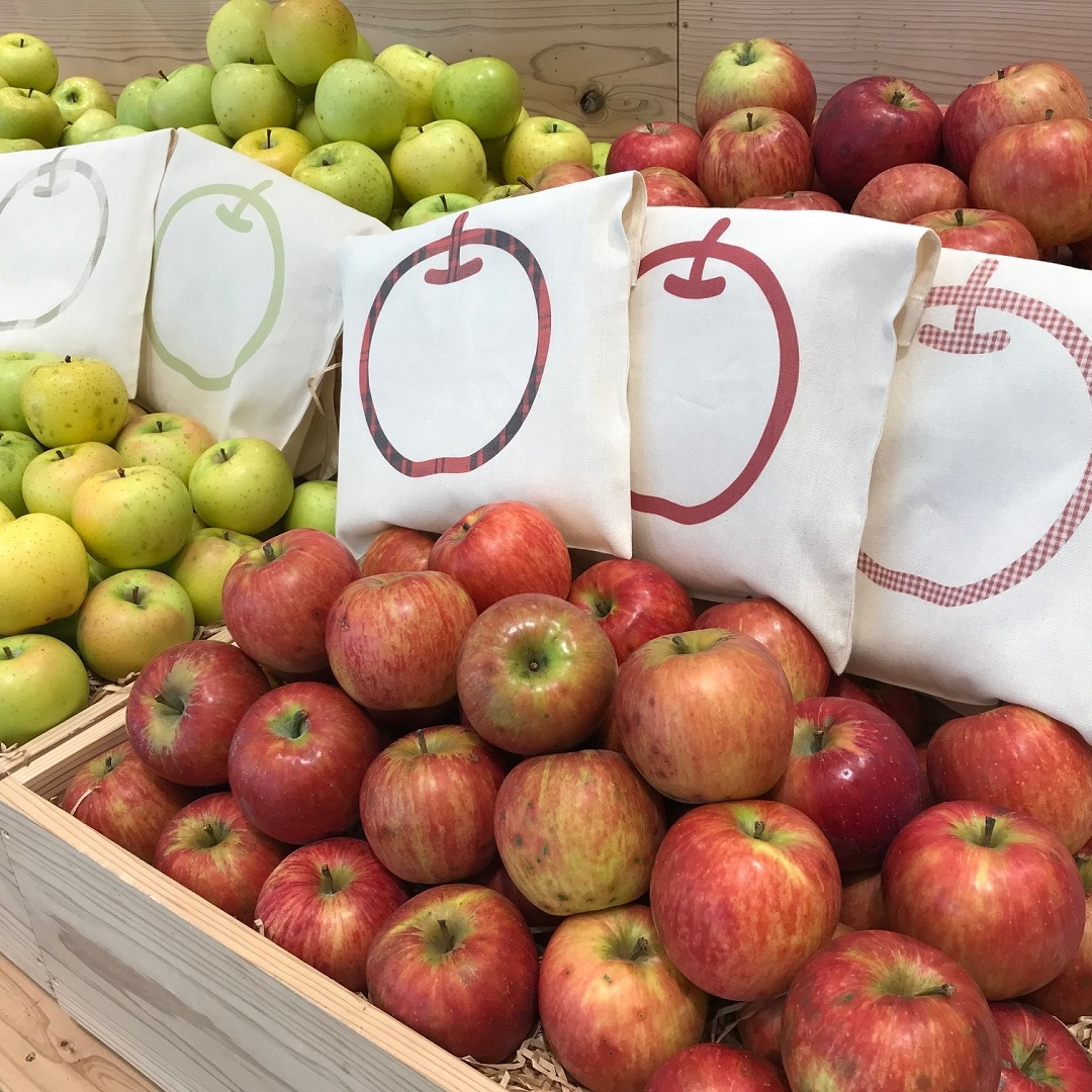 キービジュアル画像:【有楽町】岩手県花巻市産のりんごが入荷しました