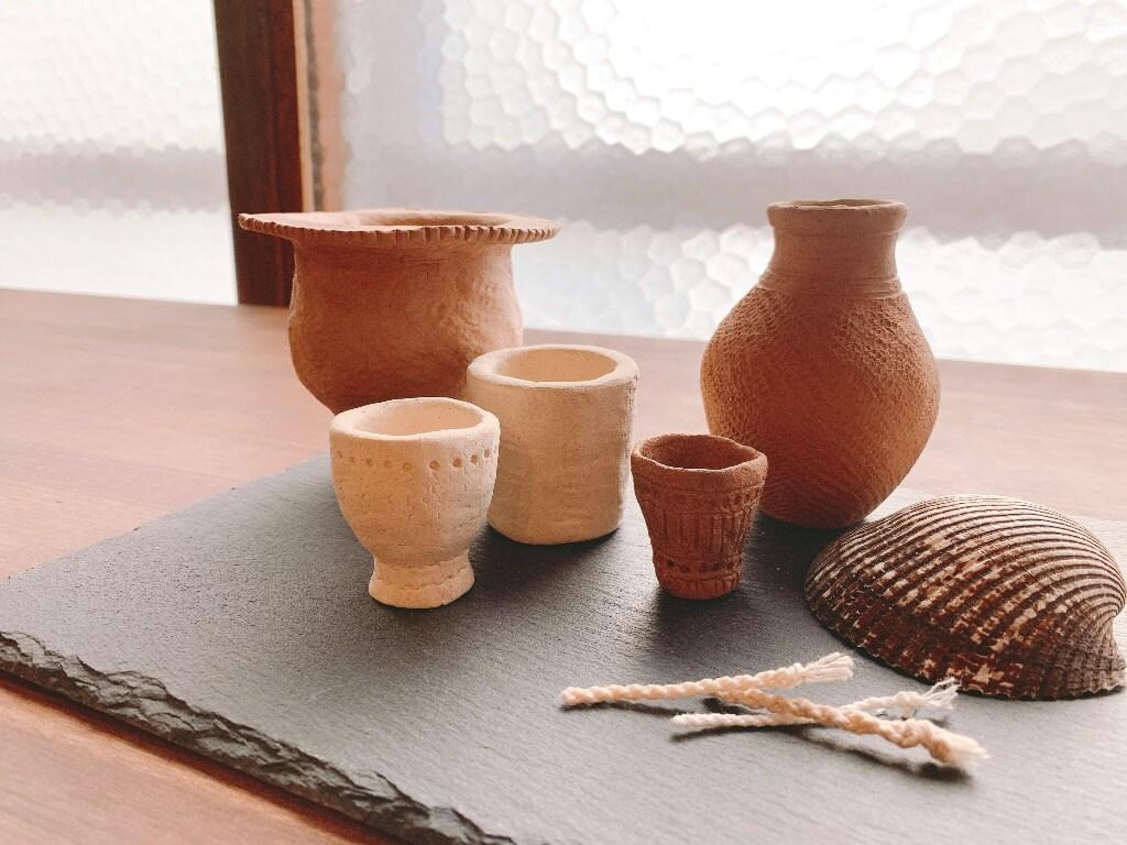 【シエスタハコダテ】土器作り