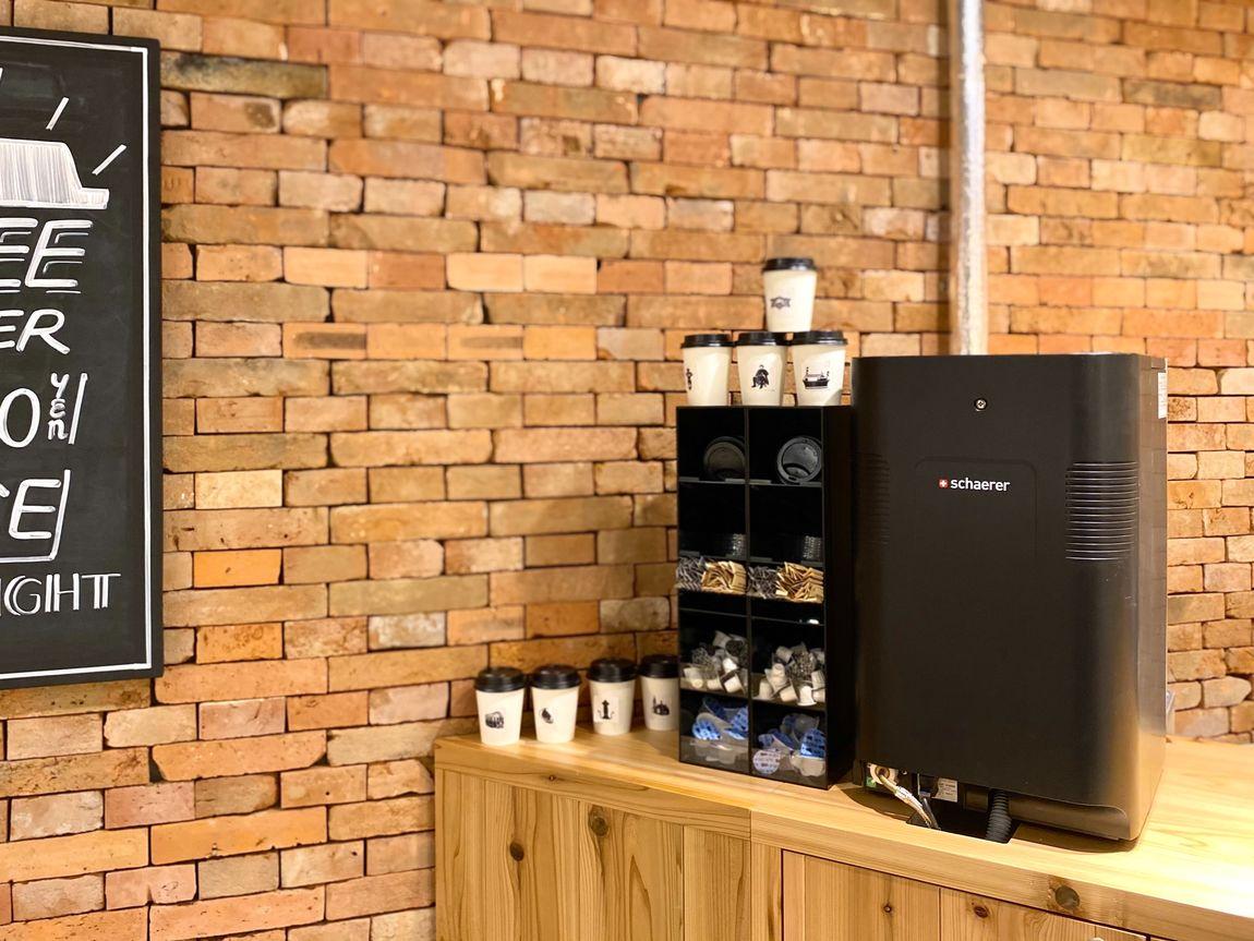【シエスタハコダテ】リニューアルオープンまであと6日|コーヒーカウンター復活します