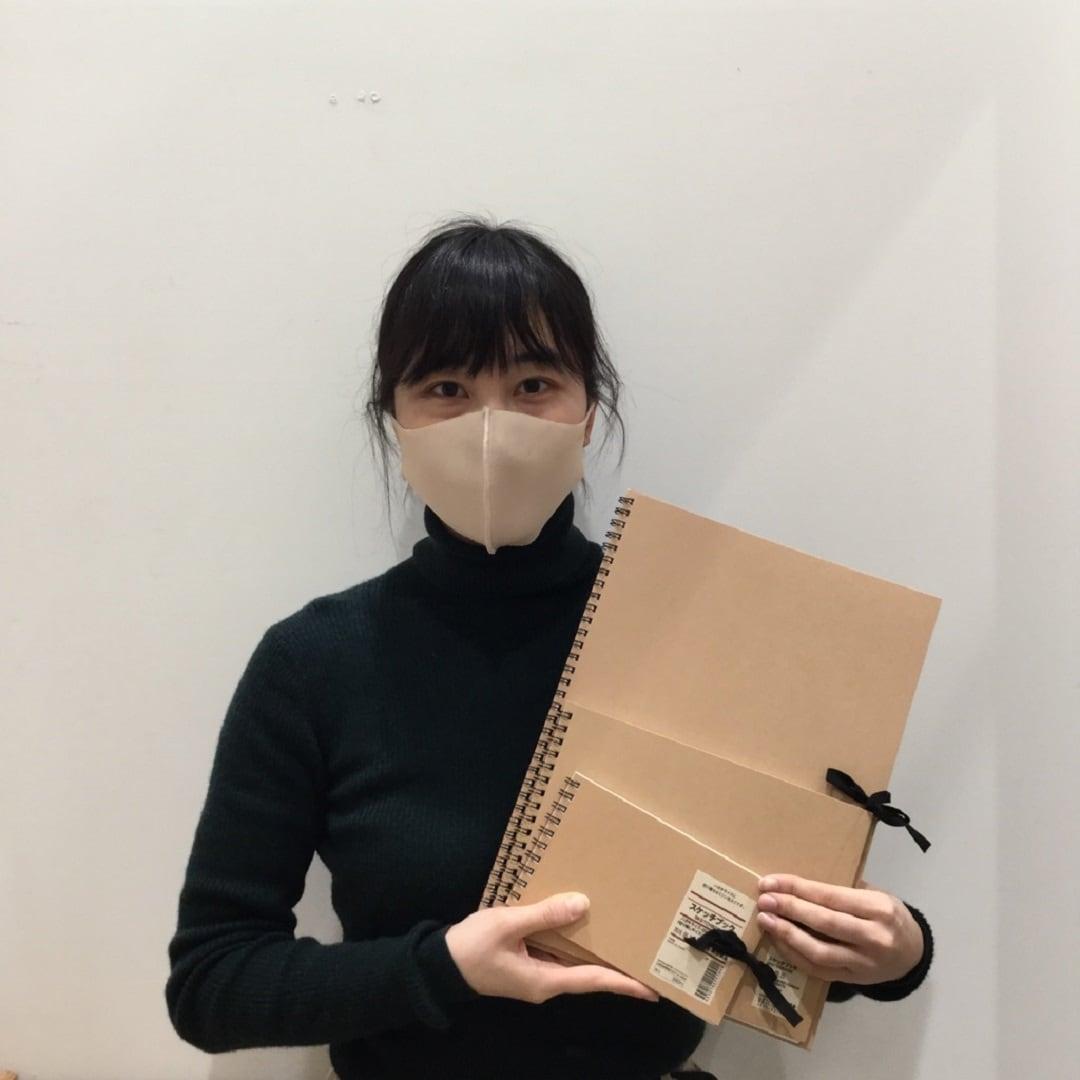 【サンリブシティ小倉】スケッチブック4