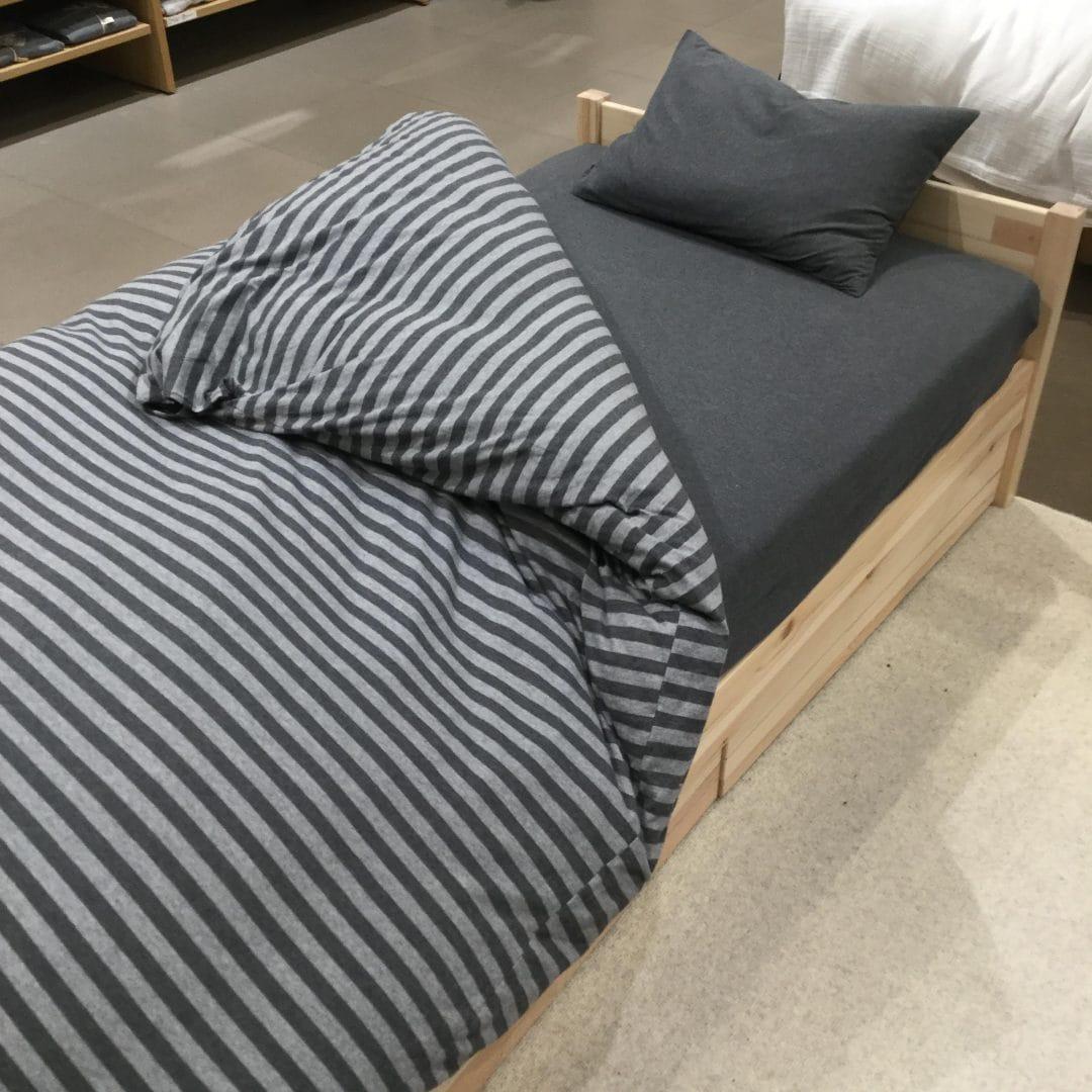 キービジュアル画像:【イオンモール各務原】おすすめベッドを紹介します ① | 無印良品新生活2020