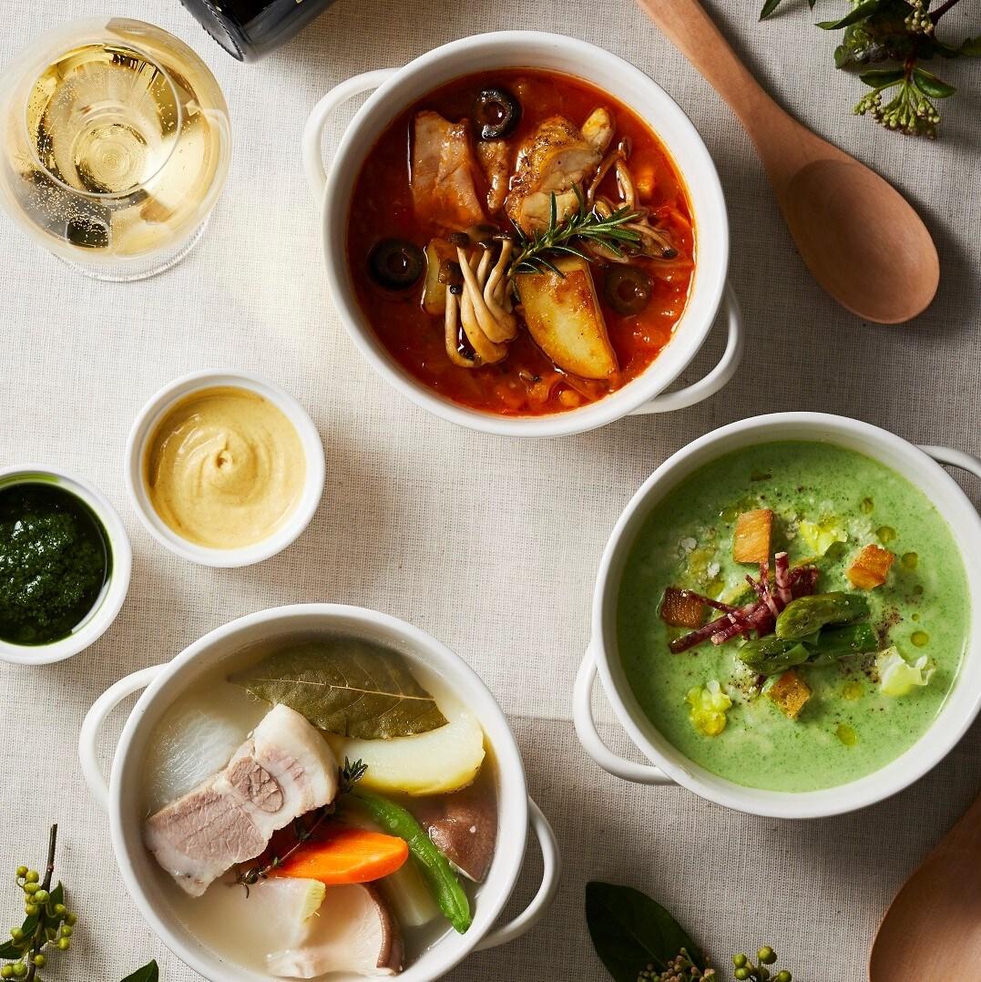【広島パルコ】身体にもよいスープ|CitytoGO