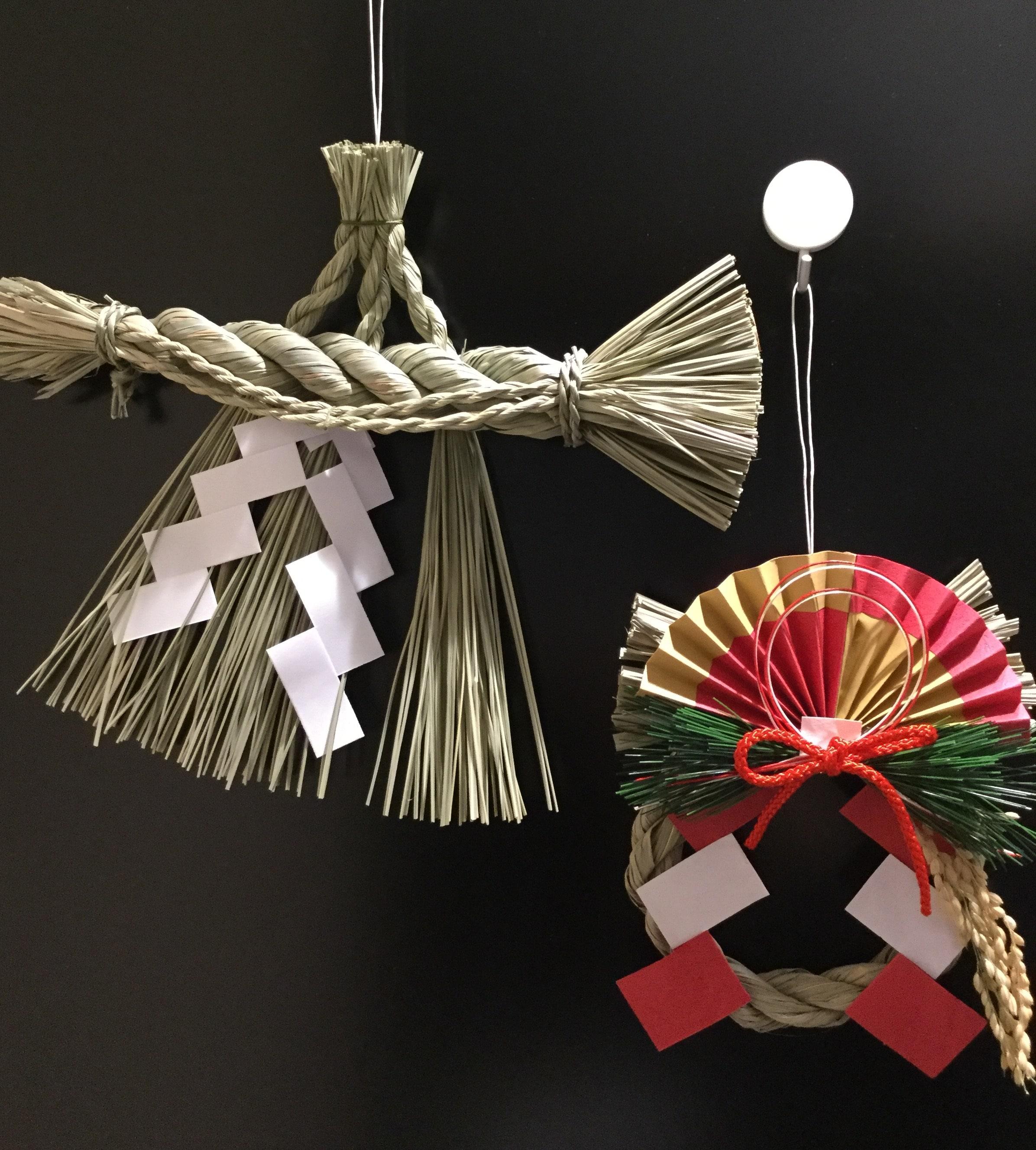 キービジュアル画像:【水戸エクセル】正月飾り|本日の1枚