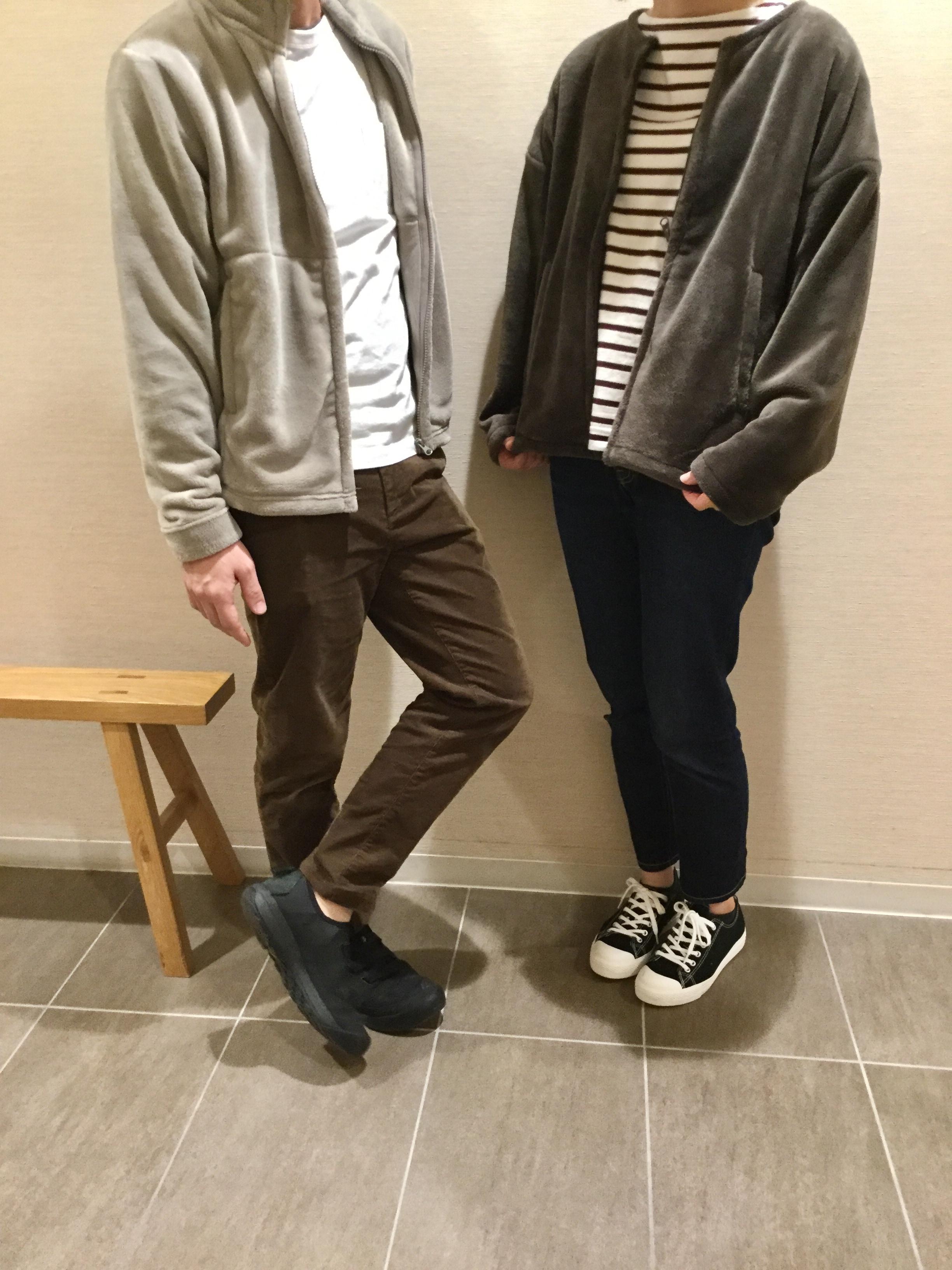 キービジュアル画像:【水戸エクセル】あたたかファイバー着る毛布 スタッフコーディネート