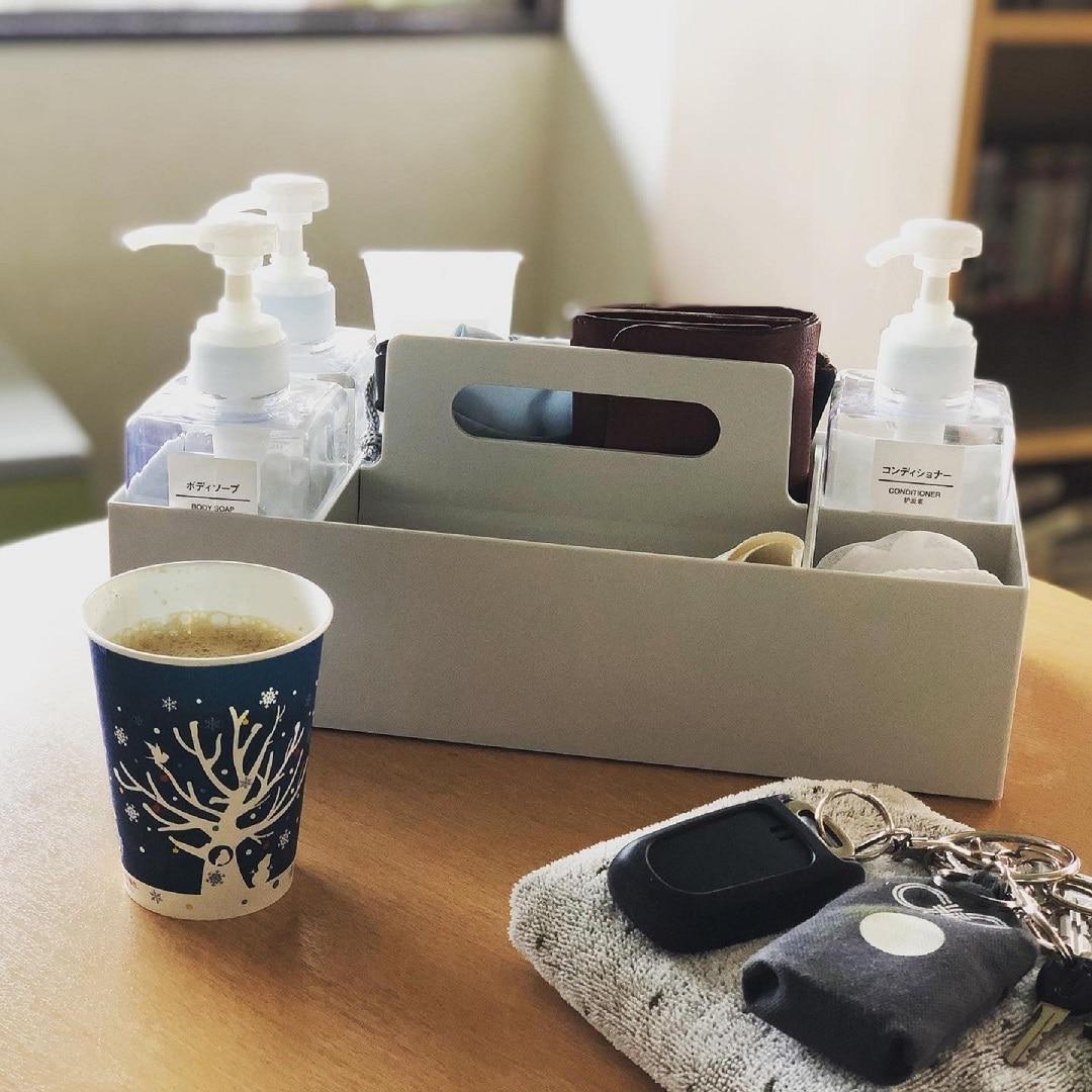 【アミュプラザ鹿児島】銭湯へ行くときの愛用品