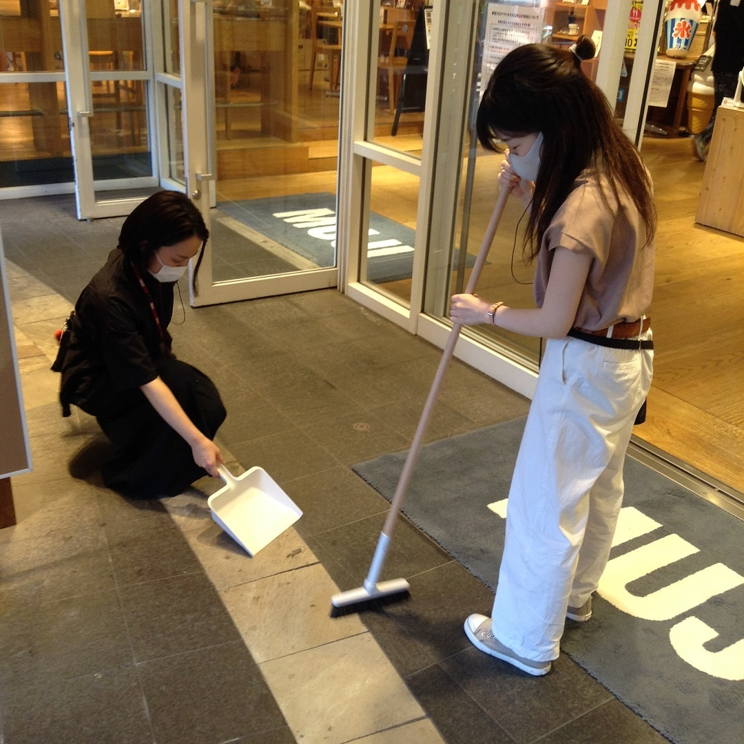 【MUJIキャナルシティ博多】530運動~店内編~