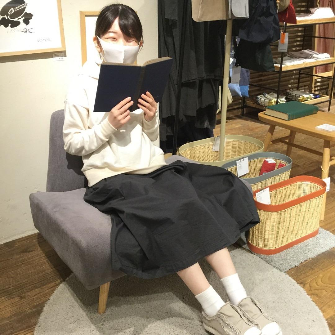 【MUJIキャナルシティ博多】好いとうよ、足なり直角靴下 お店の売場が変わりました
