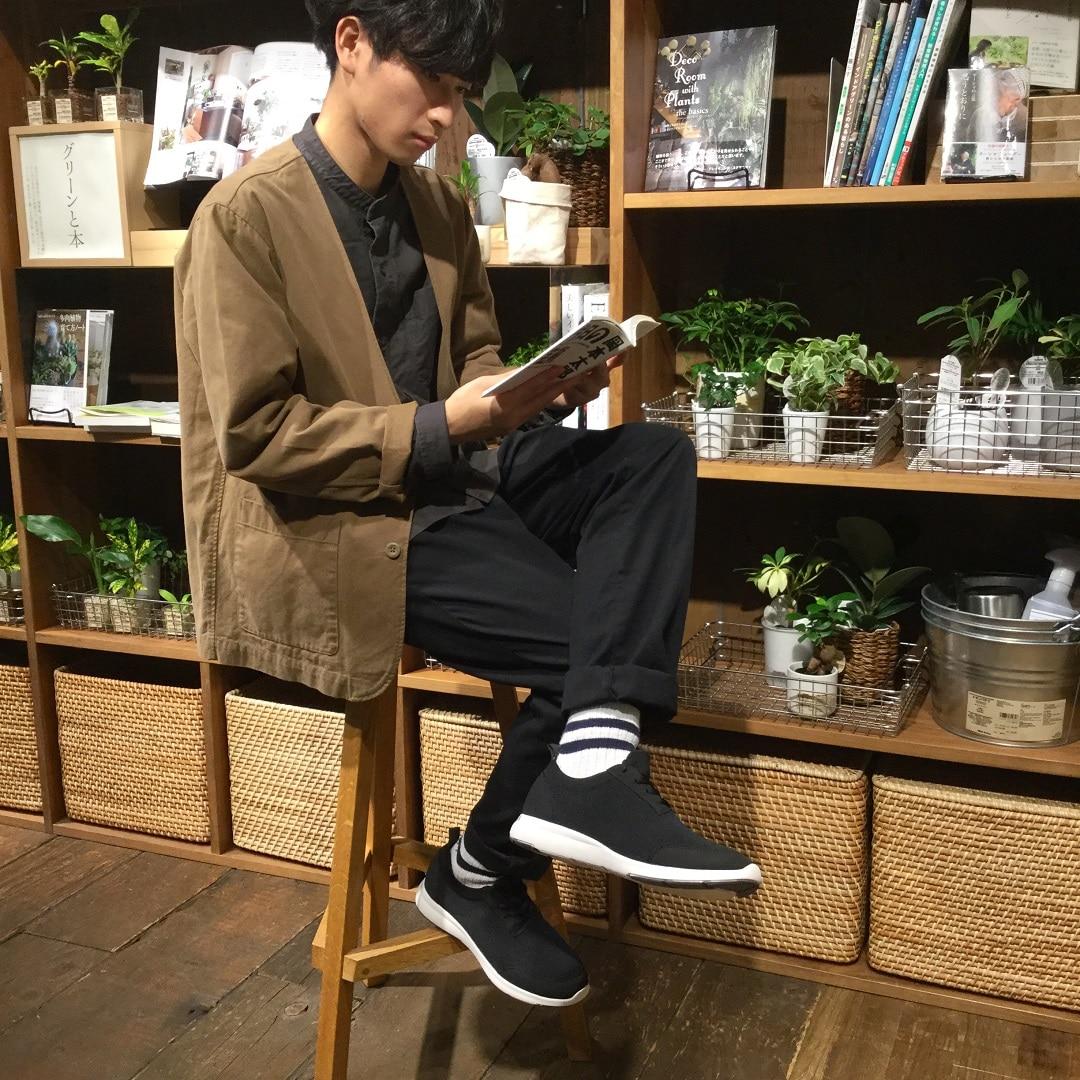 【 MUJI キャナルシティ博多】わたしなりの足なり直角靴下|ずっと、見直し。
