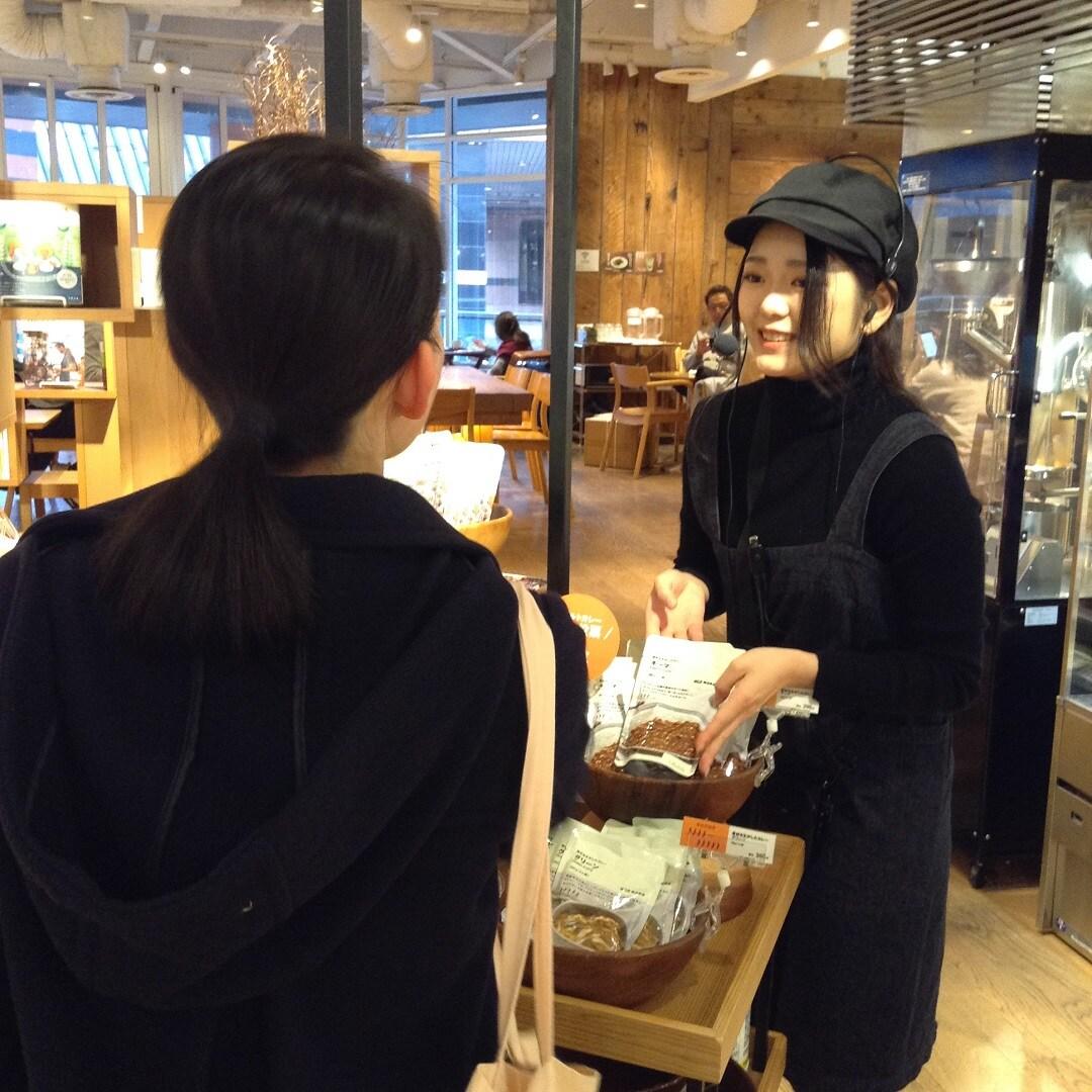 キービジュアル画像:【MUJIキャナルシティ博多】明日12/13(金)の試食をおしらせします