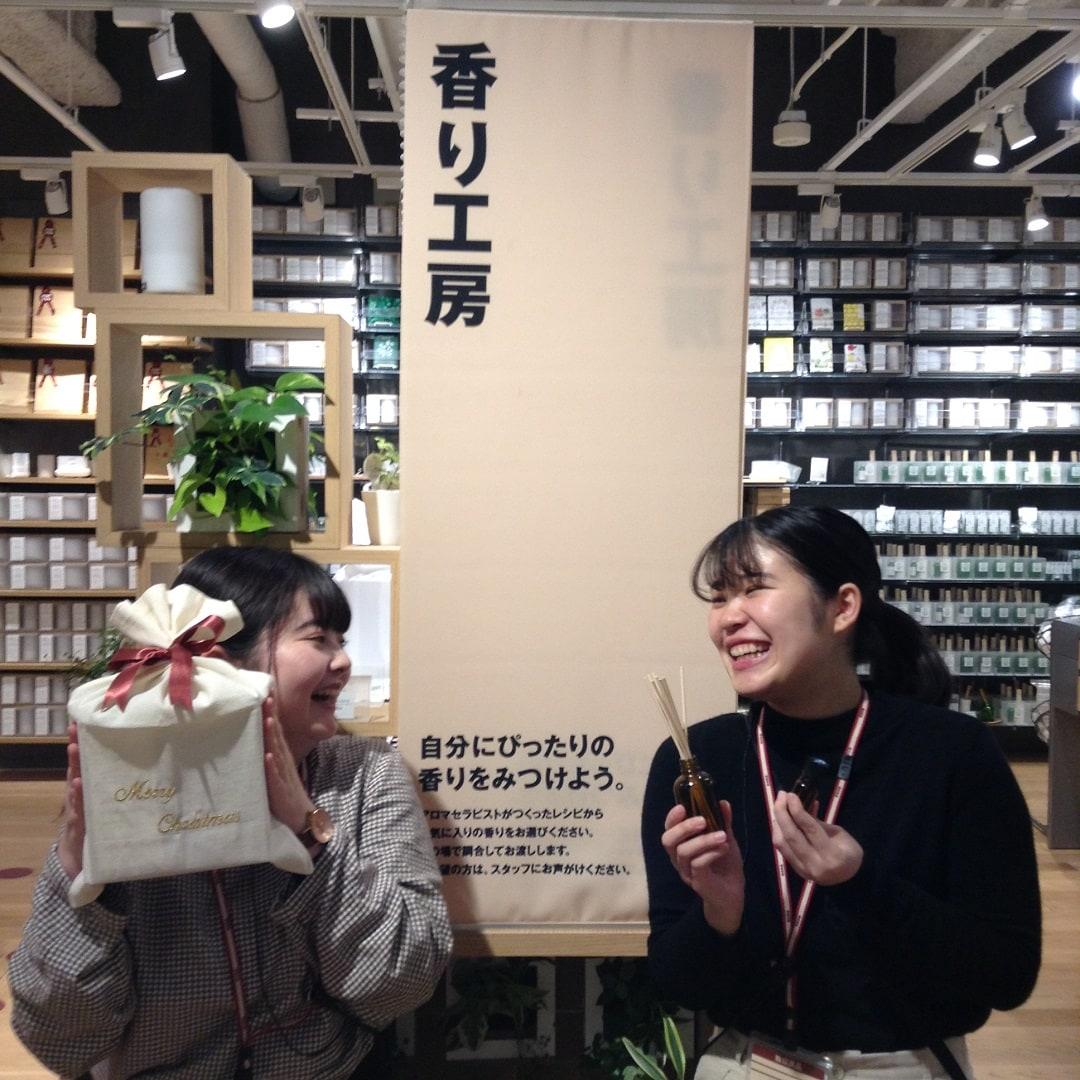 キービジュアル画像:【天神大名】香り工房|店舗サービス紹介