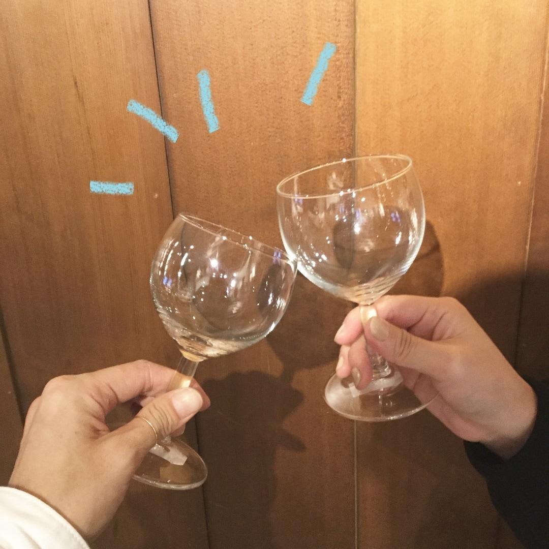 キービジュアル画像:Found MUJI Portugal   ワイングラス
