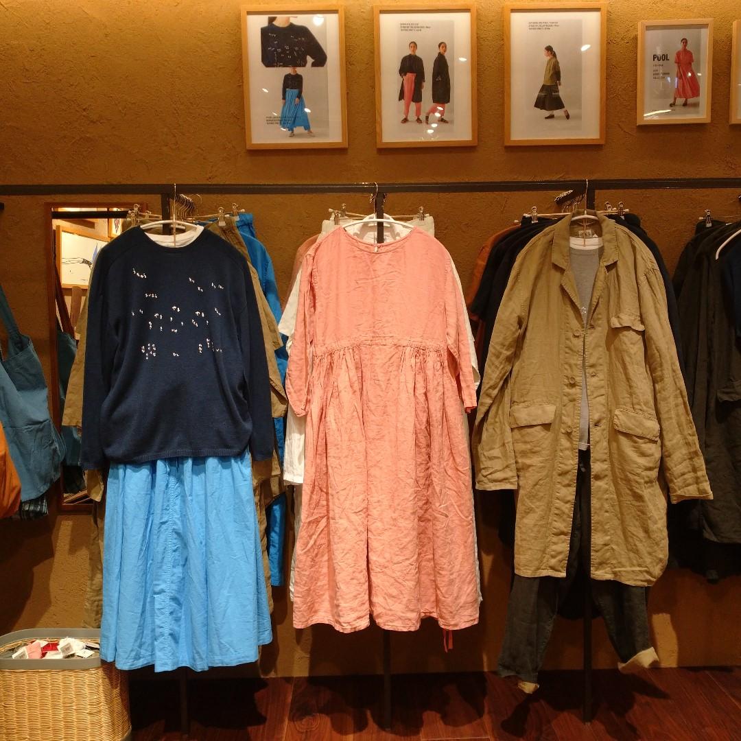 【銀座】イデーいろいろの服