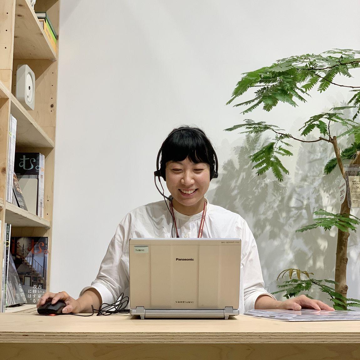 【イオンモール堺北花田】オンラインでのインテリア相談、はじまります。|MUJI SUPPORT
