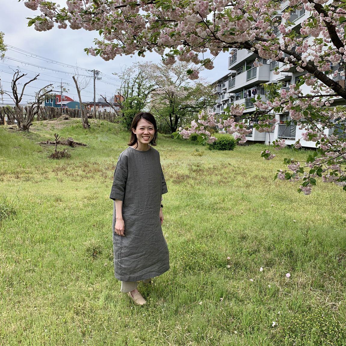 【堺北花田】リネンでリラックスコーデ|スタイルリングアドバイザー