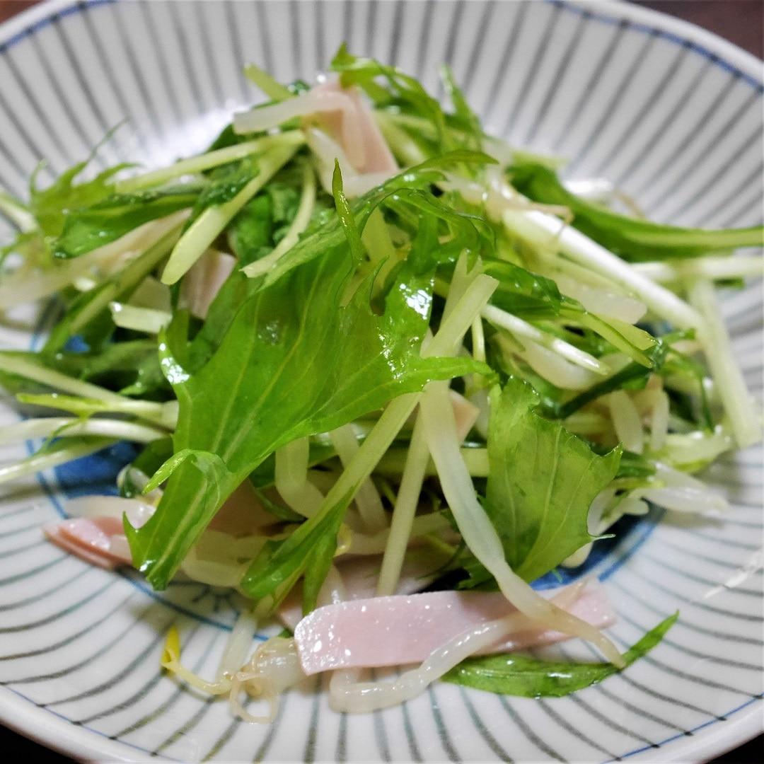 【みんなみの里】おっかさんのまんま水菜