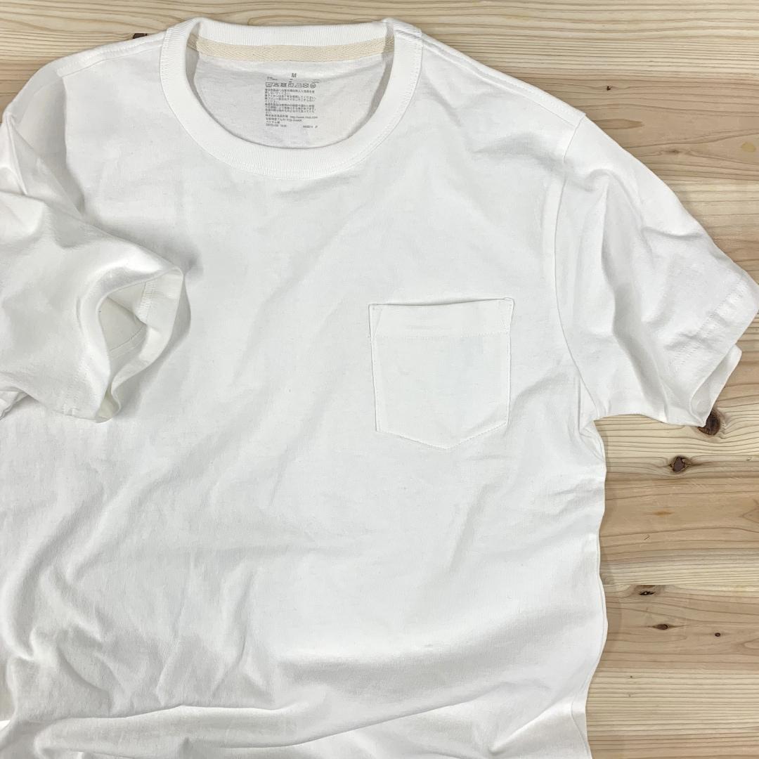 キービジュアル画像:太番手天竺編みTシャツ|スタイリングアドバイザー
