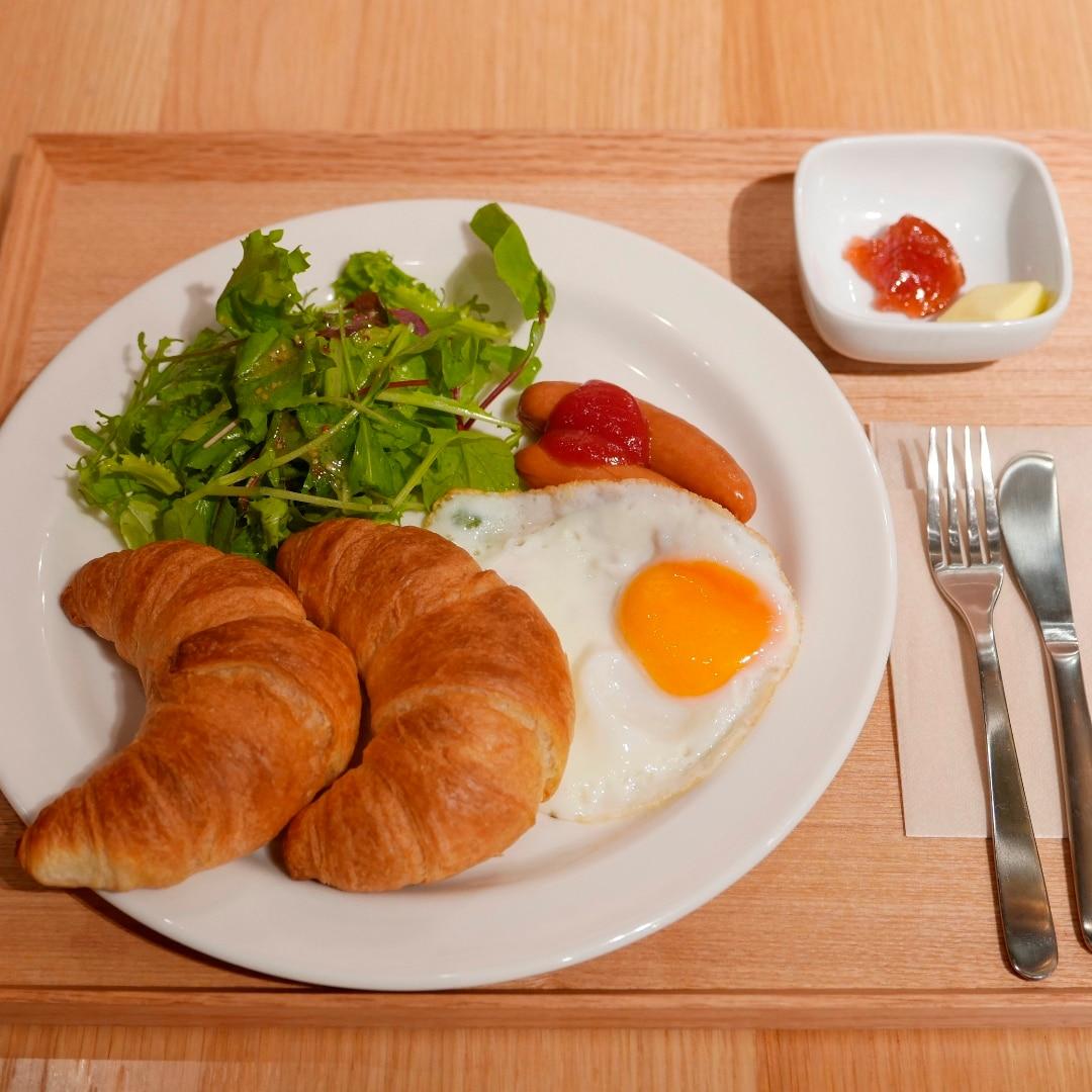 キービジュアル画像:Diner、朝7時30分から開いてます|B1階 MUJI Diner 銀座