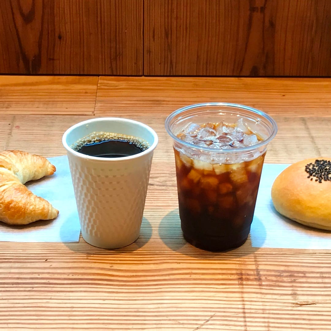 キービジュアル画像:オーガニックコーヒーのはなし|1Fベーカリー