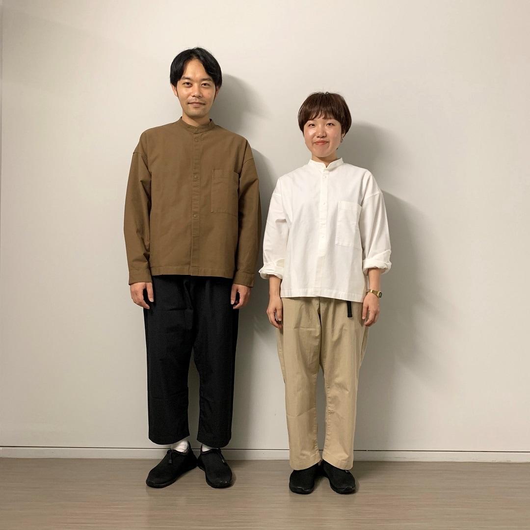 キービジュアル画像:MUJI LABOの秋服|スタイリングアドバイザー