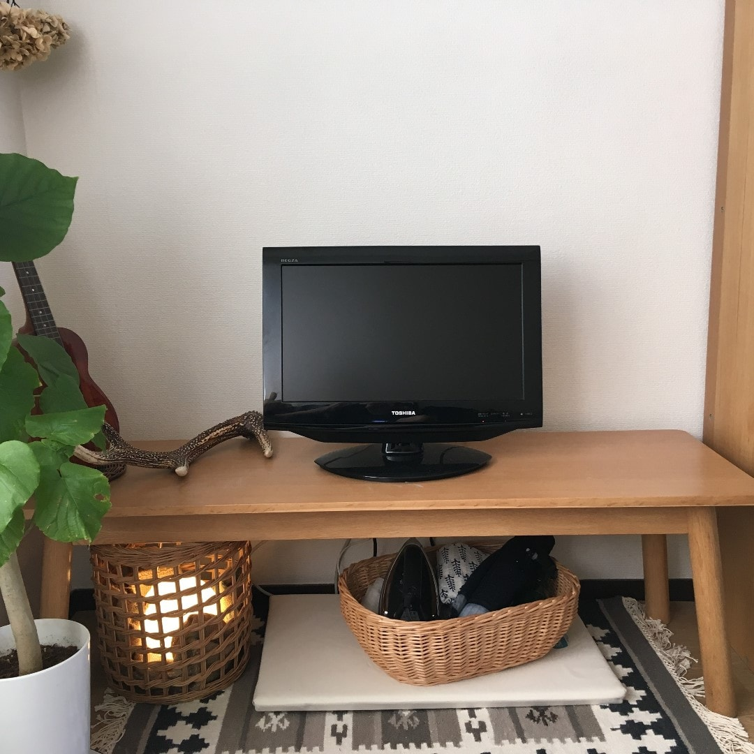 無印 良品 テレビ 台