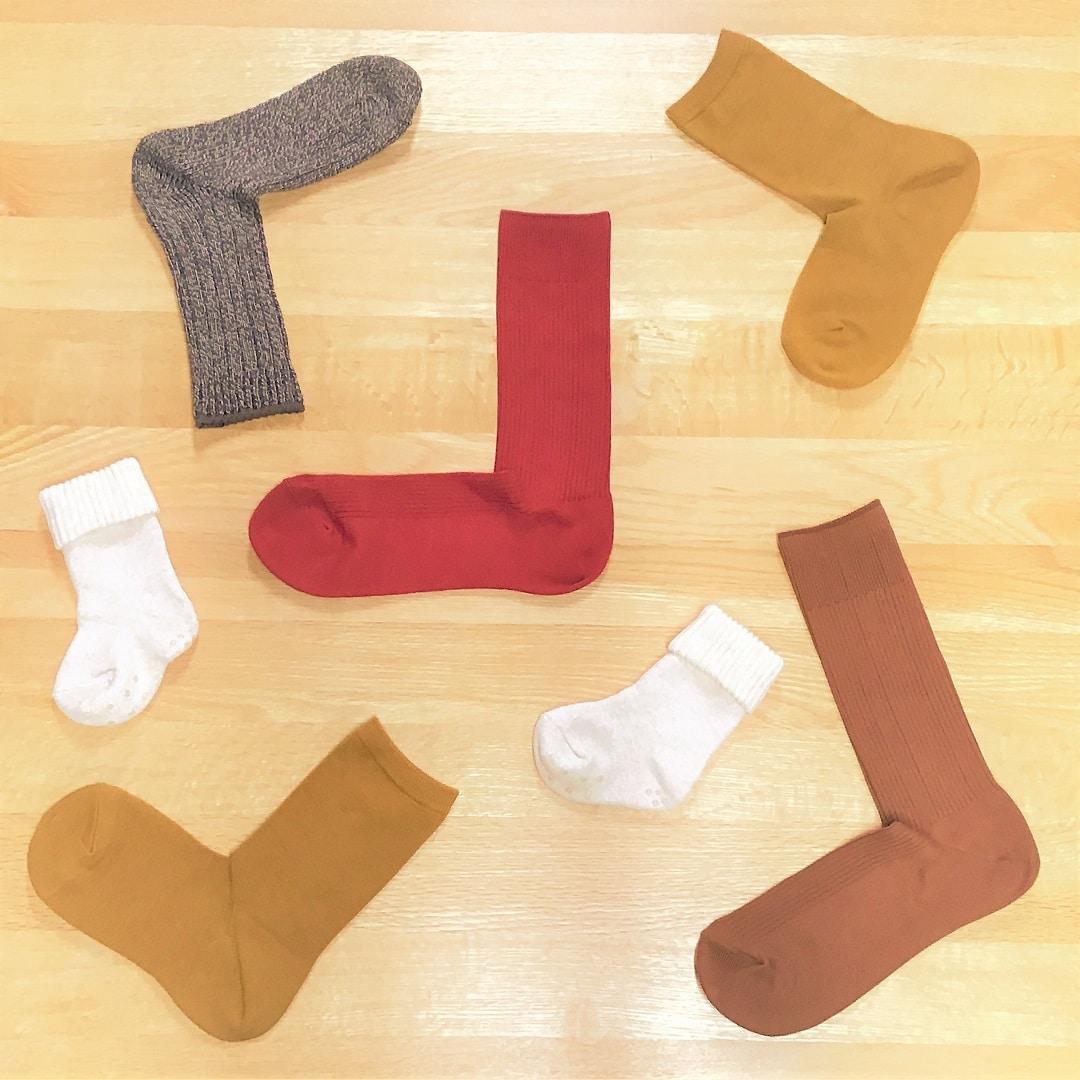 【エスパル福島】直角靴下は足にびだっとくんだ。