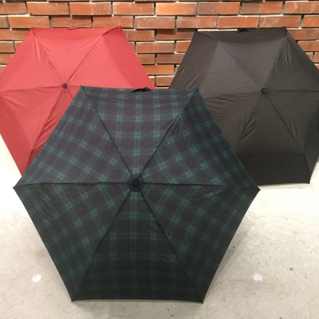 キービジュアル画像:スタッフのおすすめ商品|晴雨兼用 軽量 折りたたみ傘