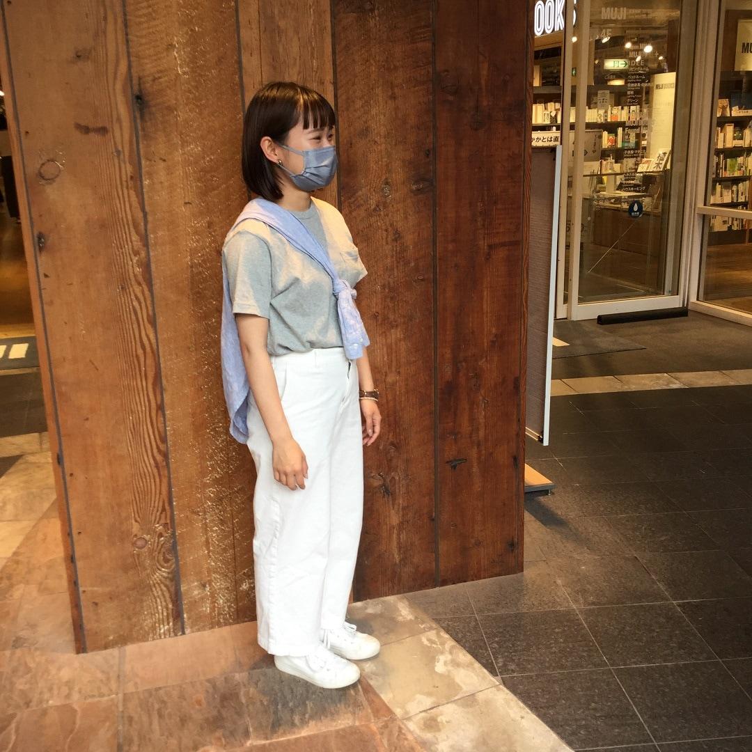 【MUJIキャナルシティ博多】私にとって着心地のいい服vоl.1|紳士服を着こなす
