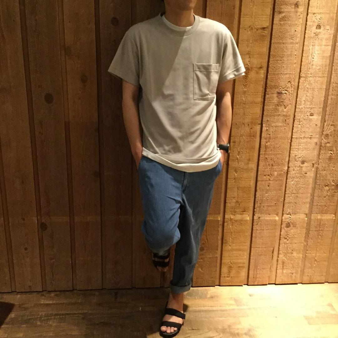 【MUJIキャナルシティ博多】サマーライフを楽しむためのショートスタイル