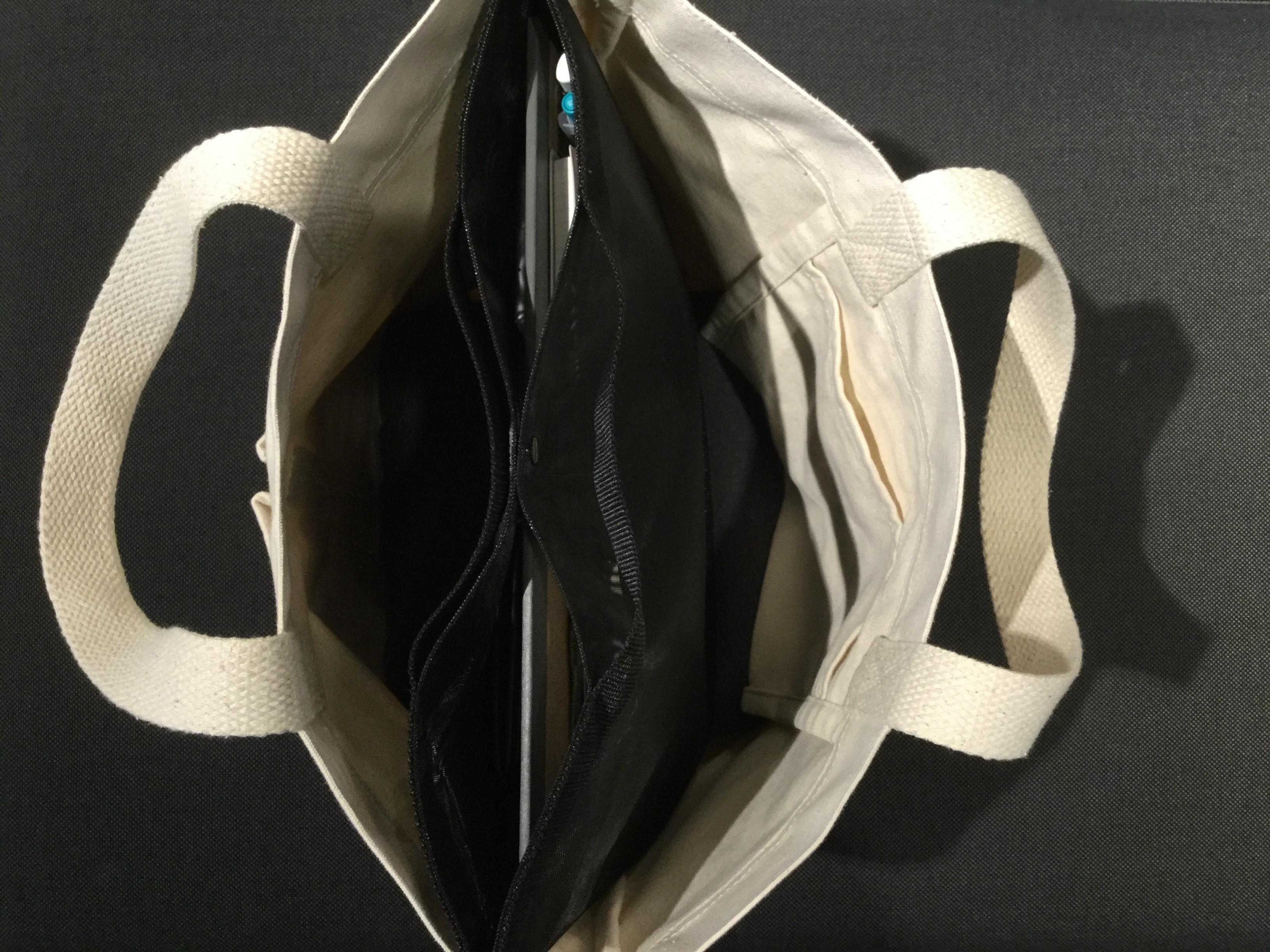 【シエスタハコダテ】バッグインバッグ④