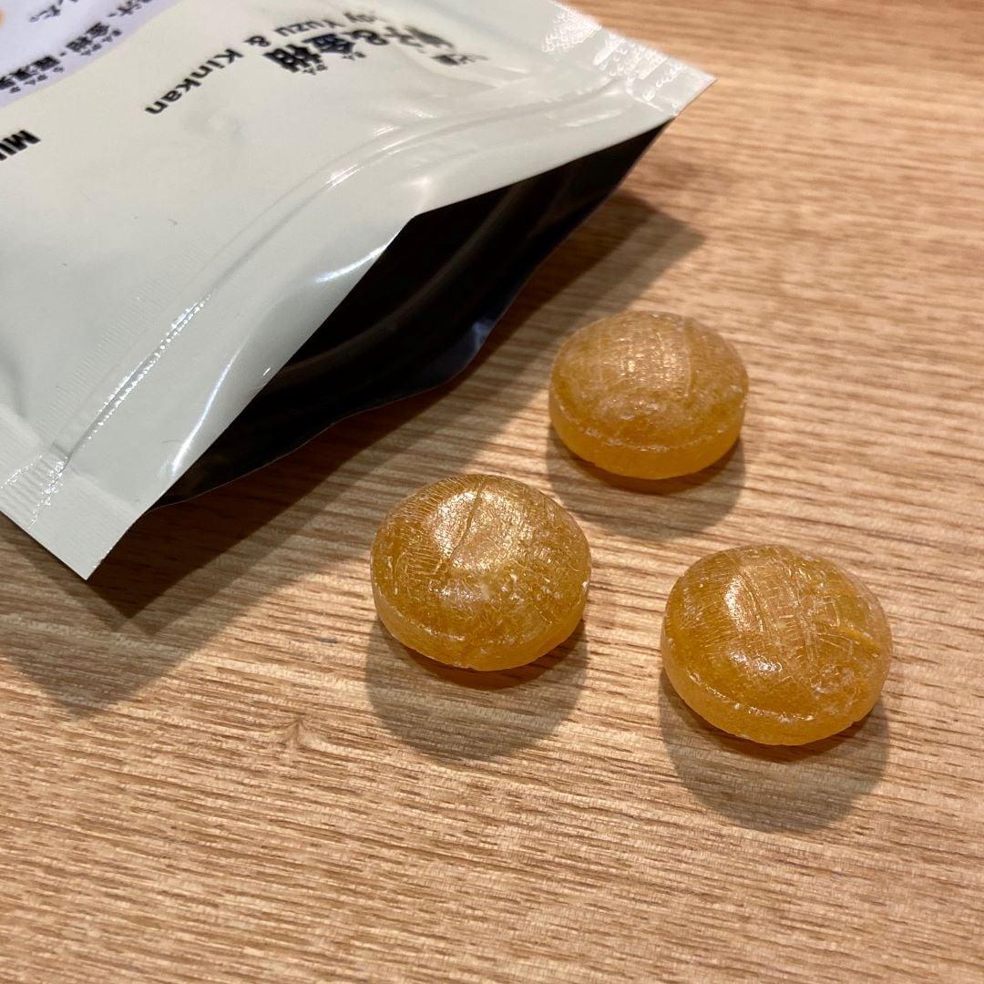 【木の葉モール橋本】のど飴柚子&金柑