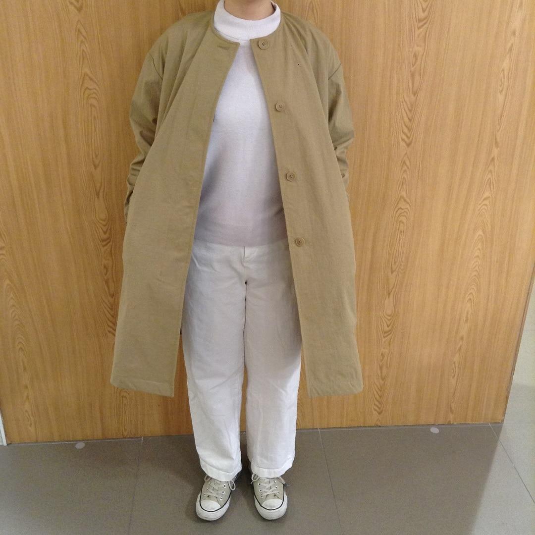 【トキハわさだタウン】春のコート