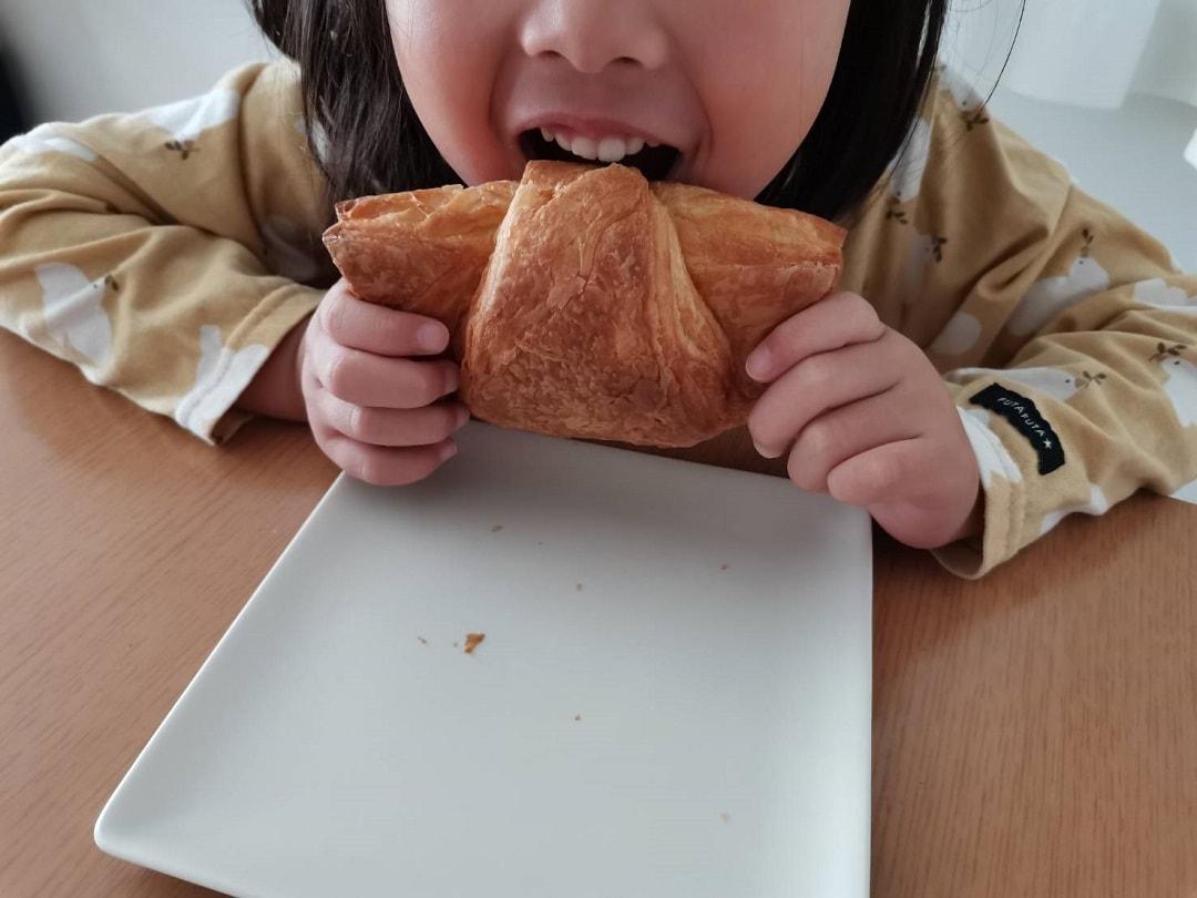 【トキハわさだタウン】糖質10g以下のパン~クロワッサン~