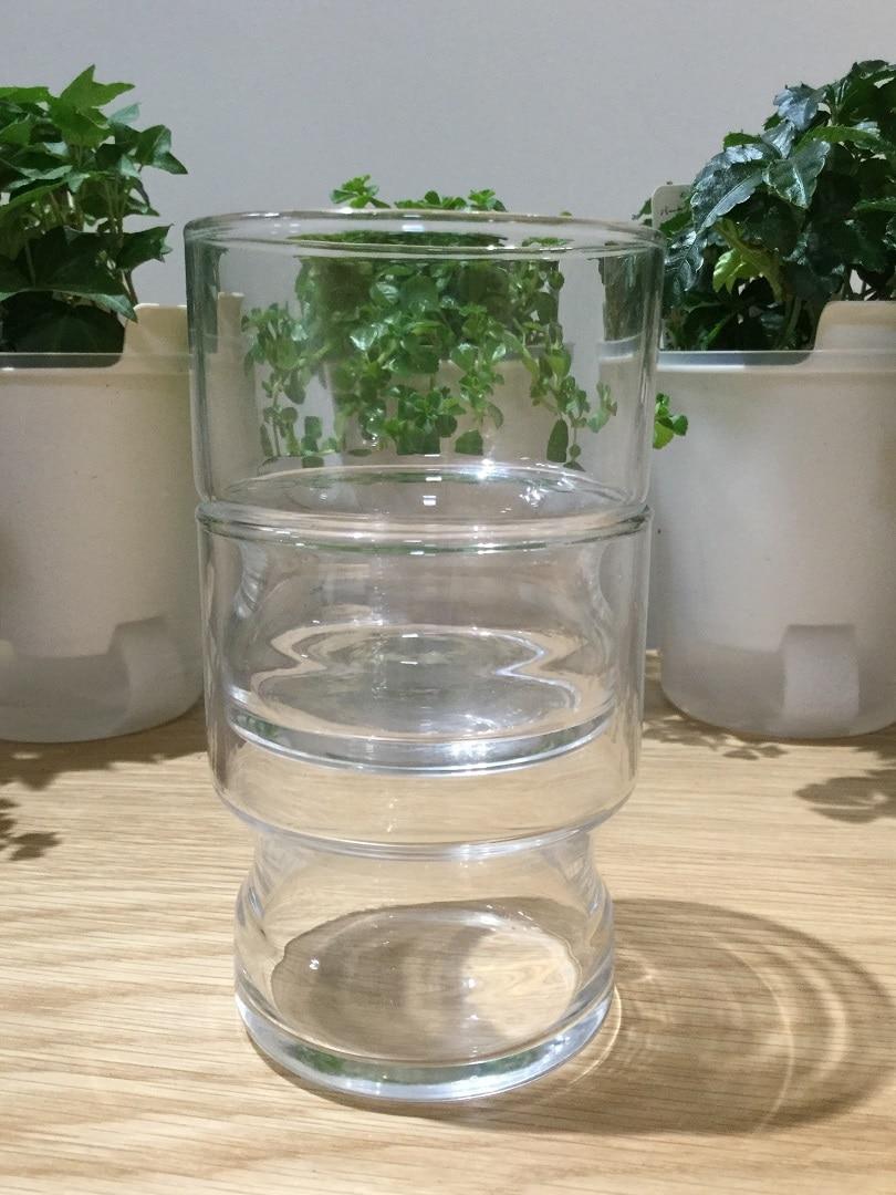 【トキハわさだタウン】ソーダガラススタックグラス