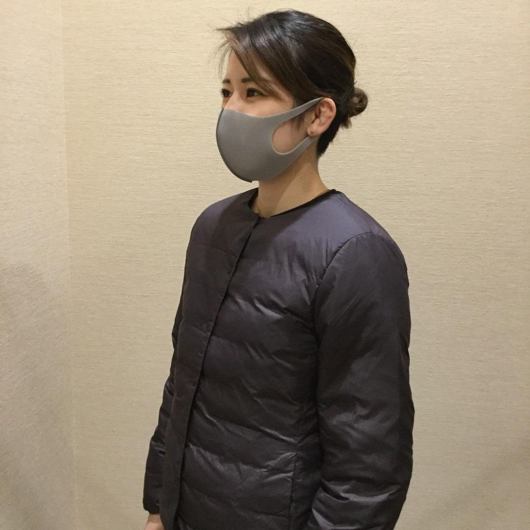 【フェアモール福井】婦人ダウンブルゾン