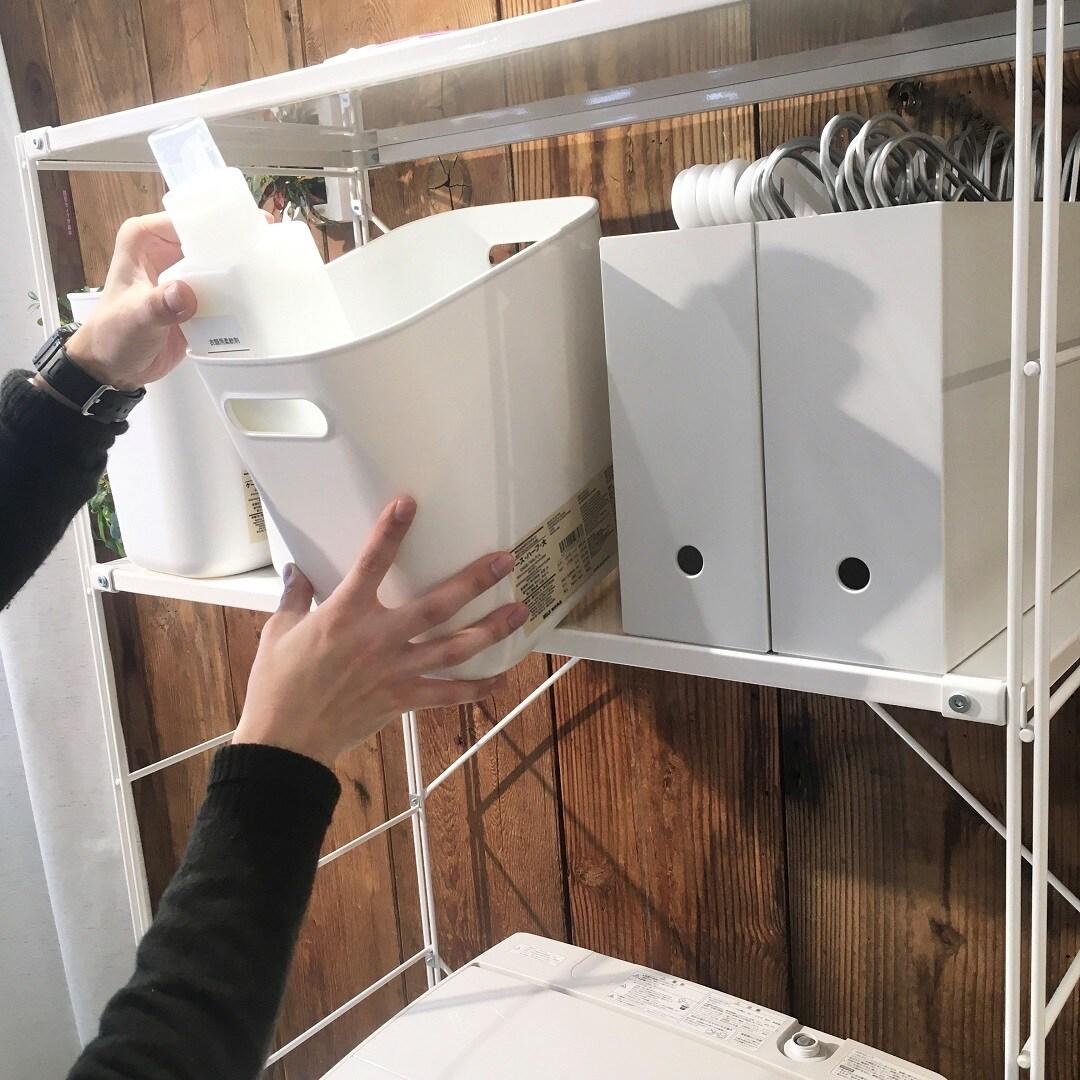 【池袋西武】新生活におすすめの商品:やわらかポリエチレンケース