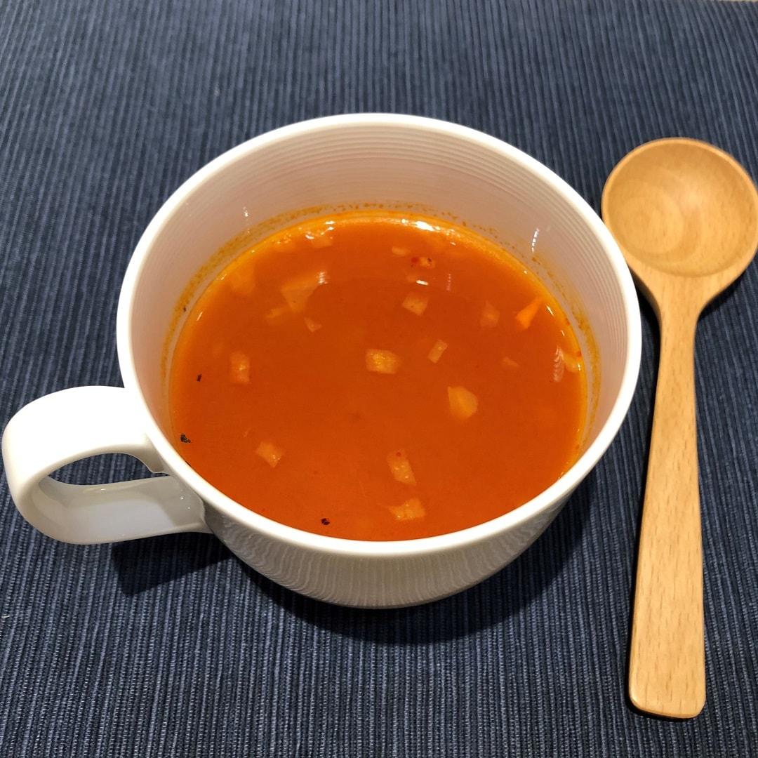 食べるスープミネストローネ