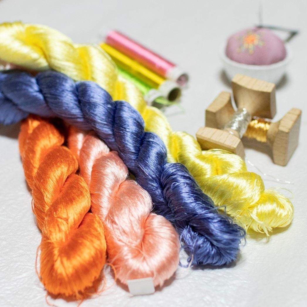 加賀繍 道具