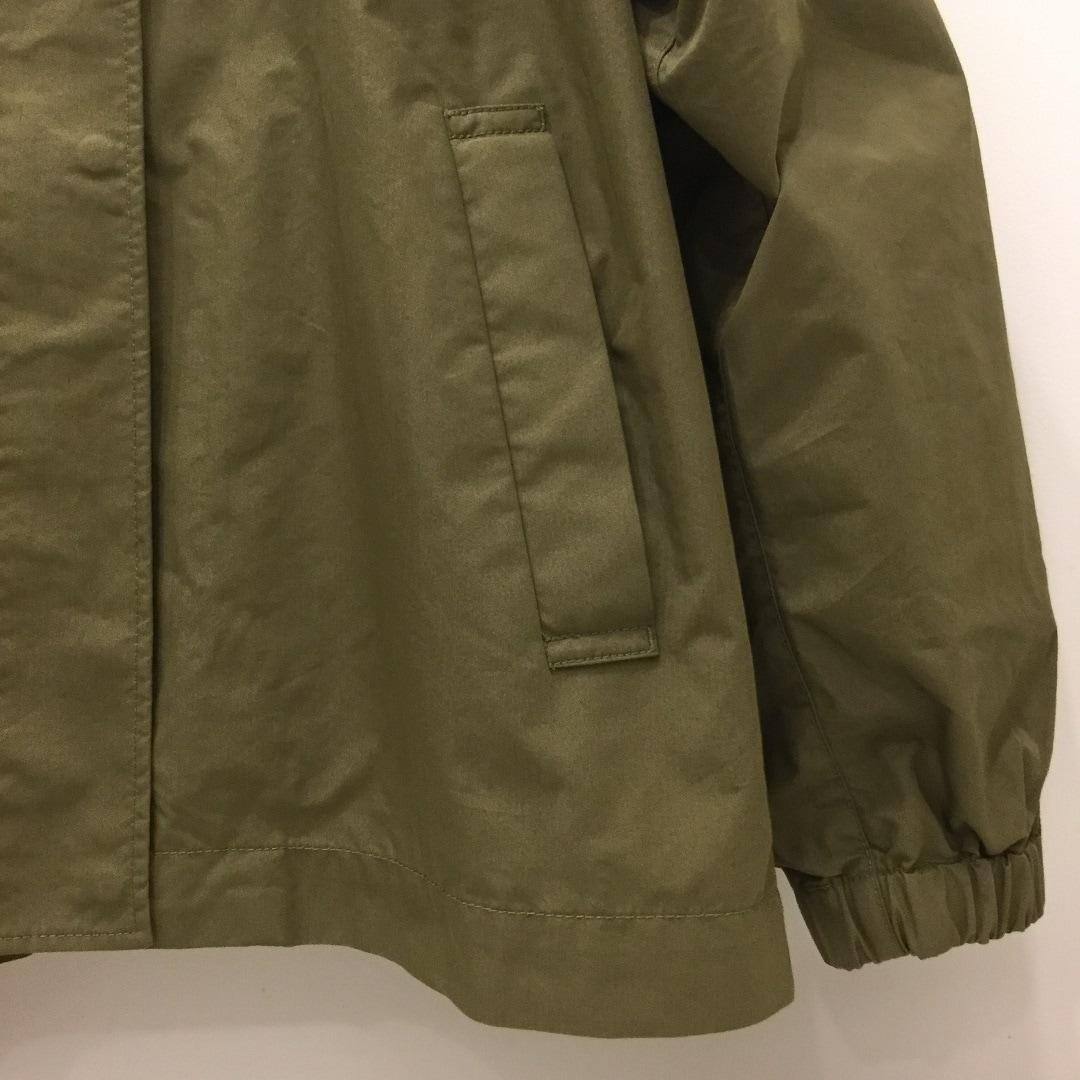 【MUJIキャナルシティ博多】ポケット部分と裾部分