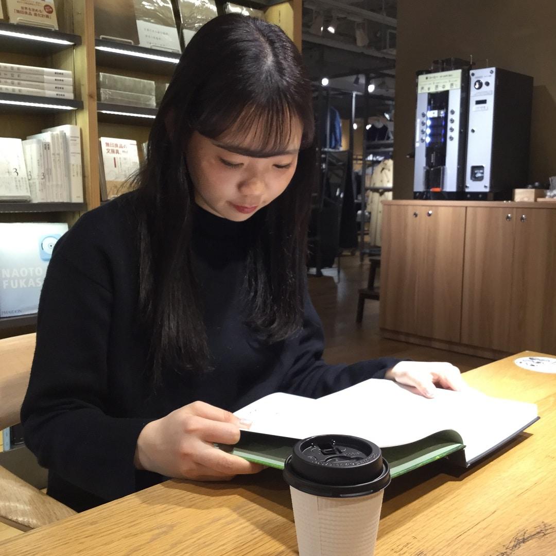 【MUJIキャナルシティ博多】本とコーヒー